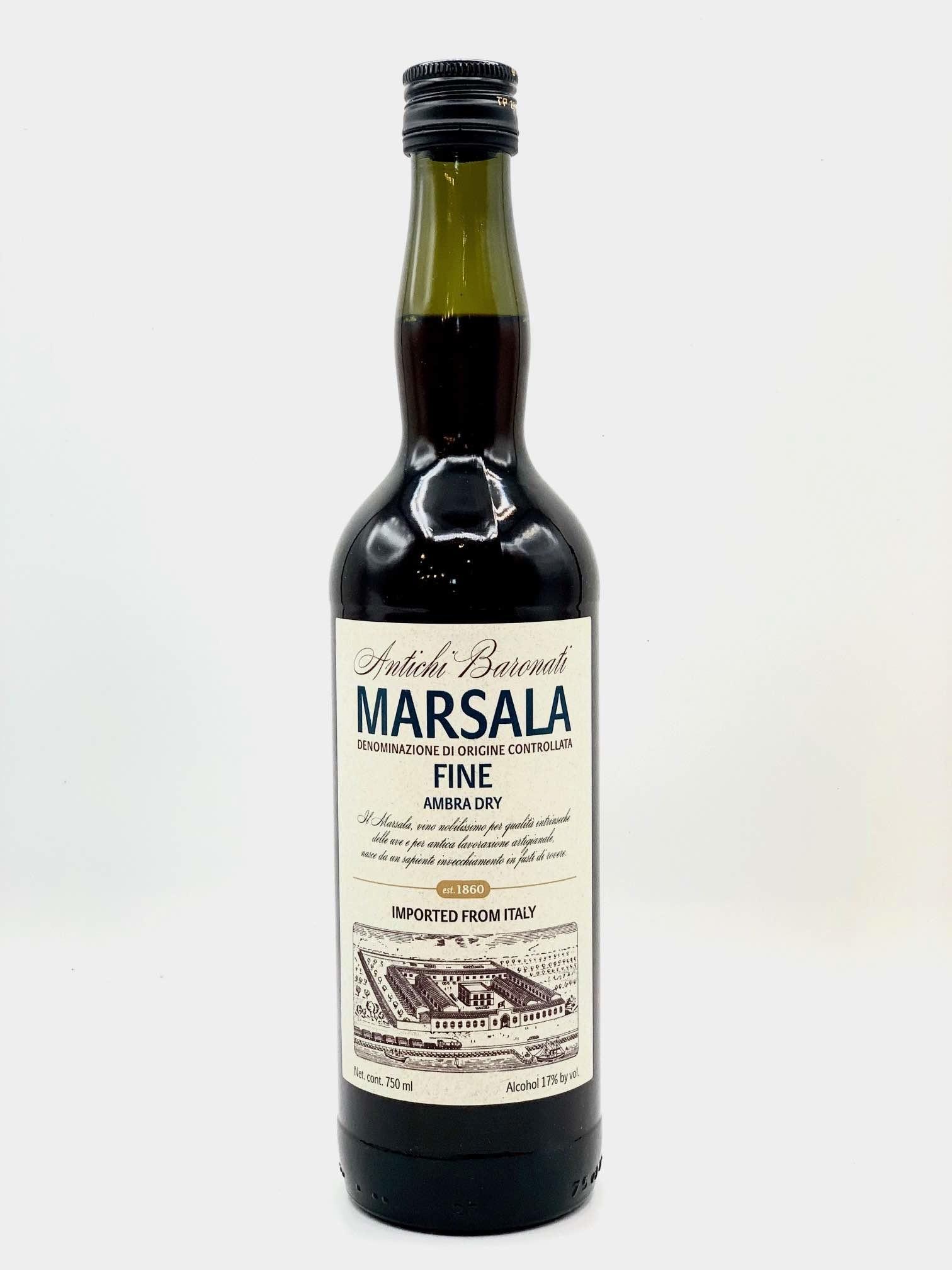Marsala Ambra Dry Antichi Baronati 750ml