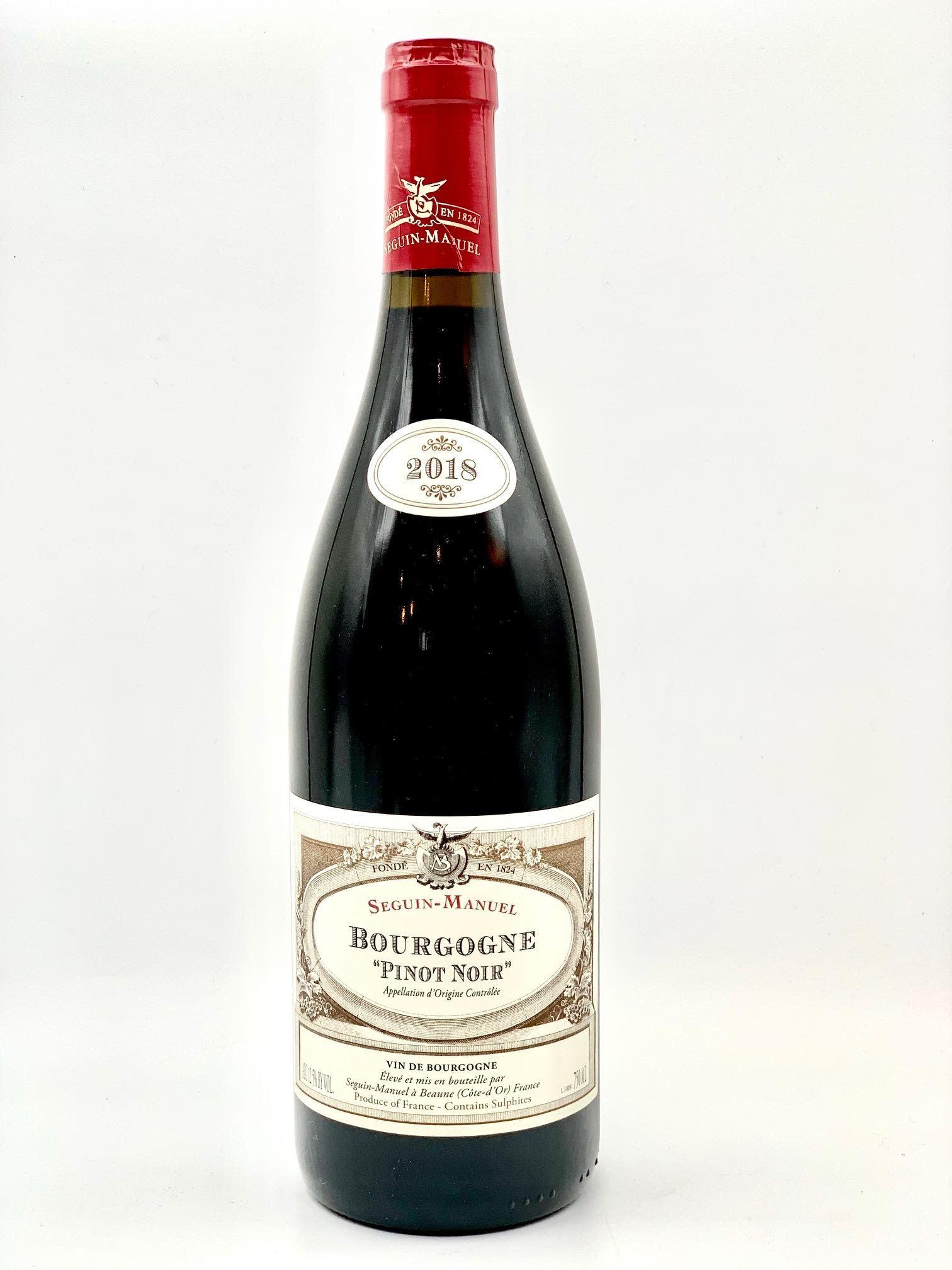 Bourgogne Rouge 2018 Domaine Seguin Manuel 750ml