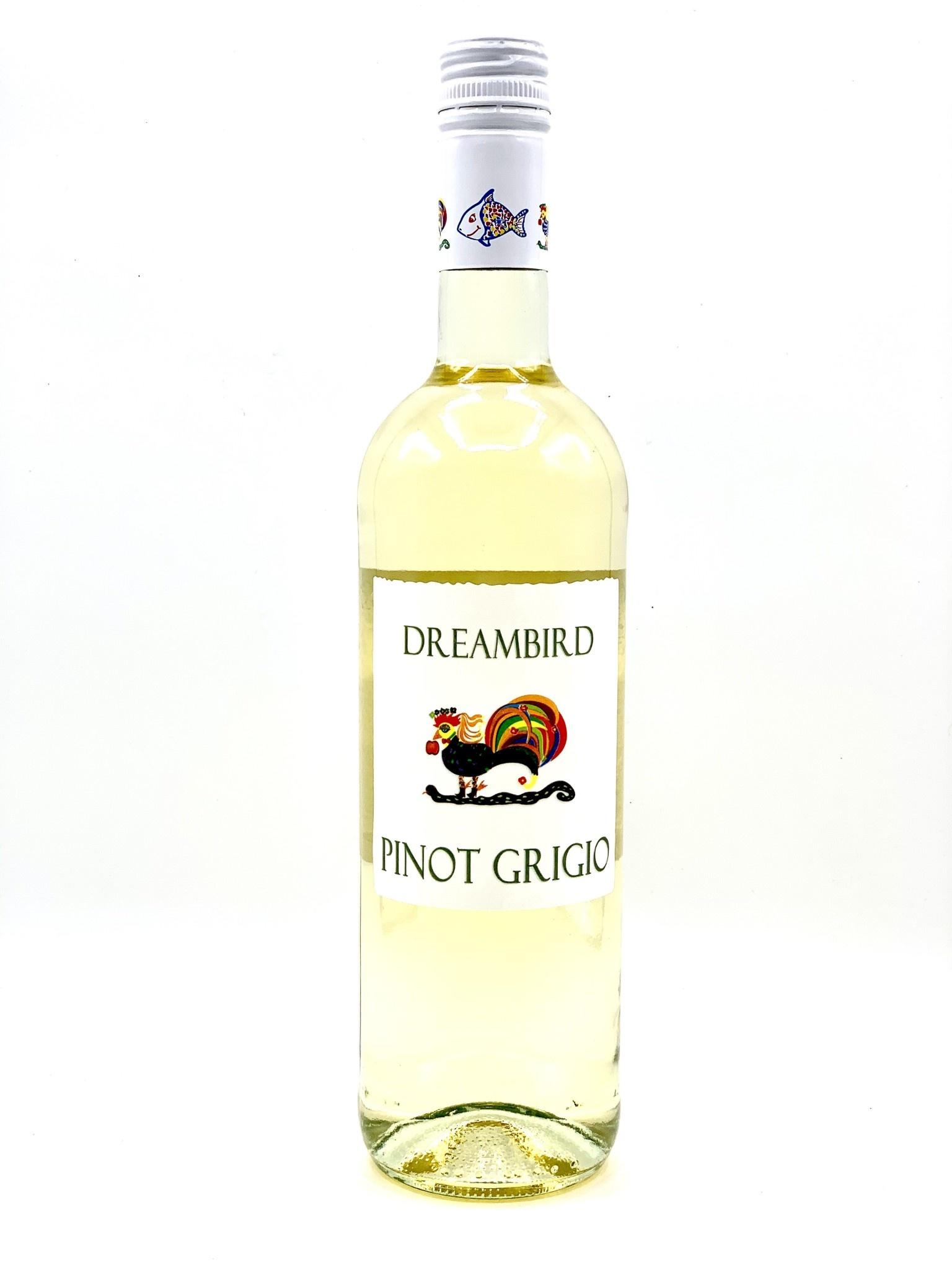 Pinot Grigio 2015 Cramele Recas Dreambird 750ml