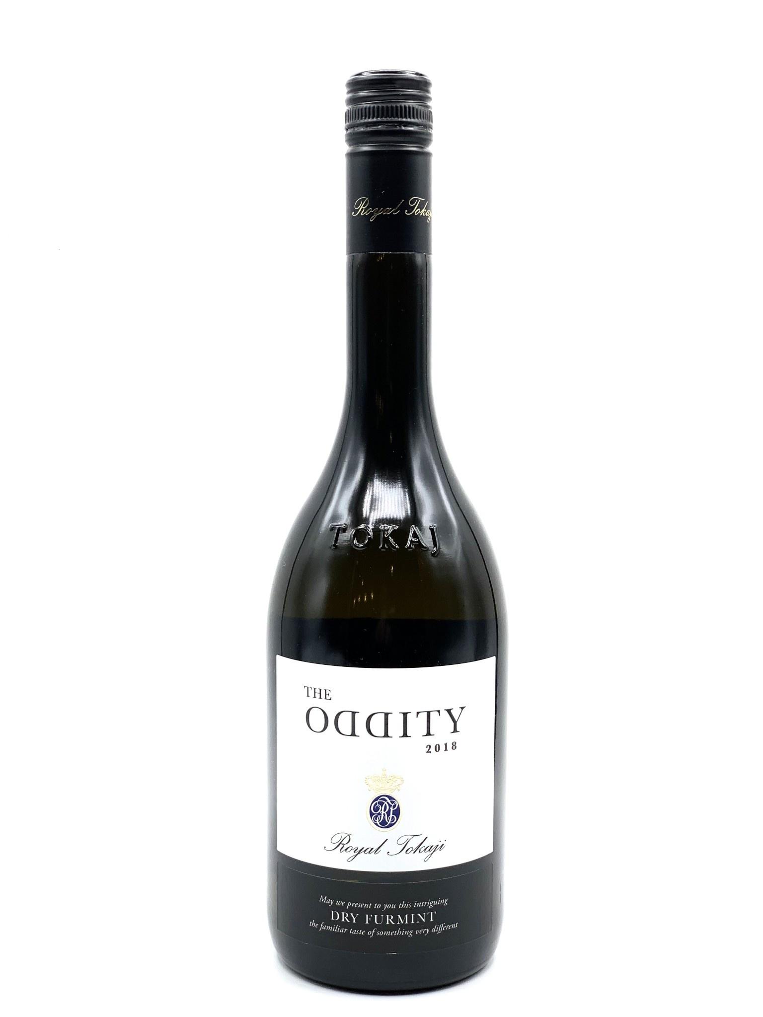 "Tokajj Dry Furmint 2016/18 Royal Tokaji ""The Oddity""  750ml"