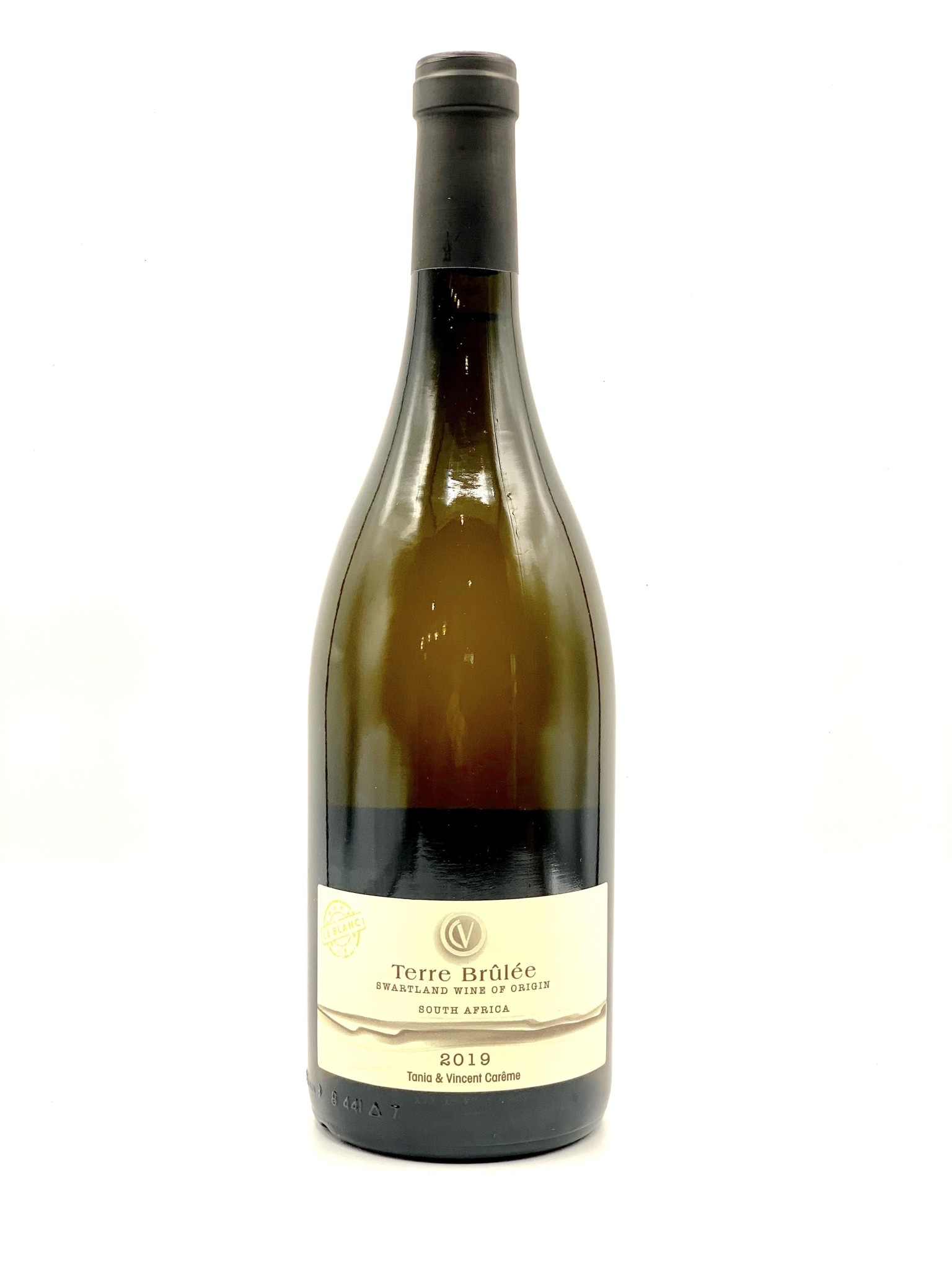 Swartland Chenin Blanc 2019 Terre Brulee  750ml