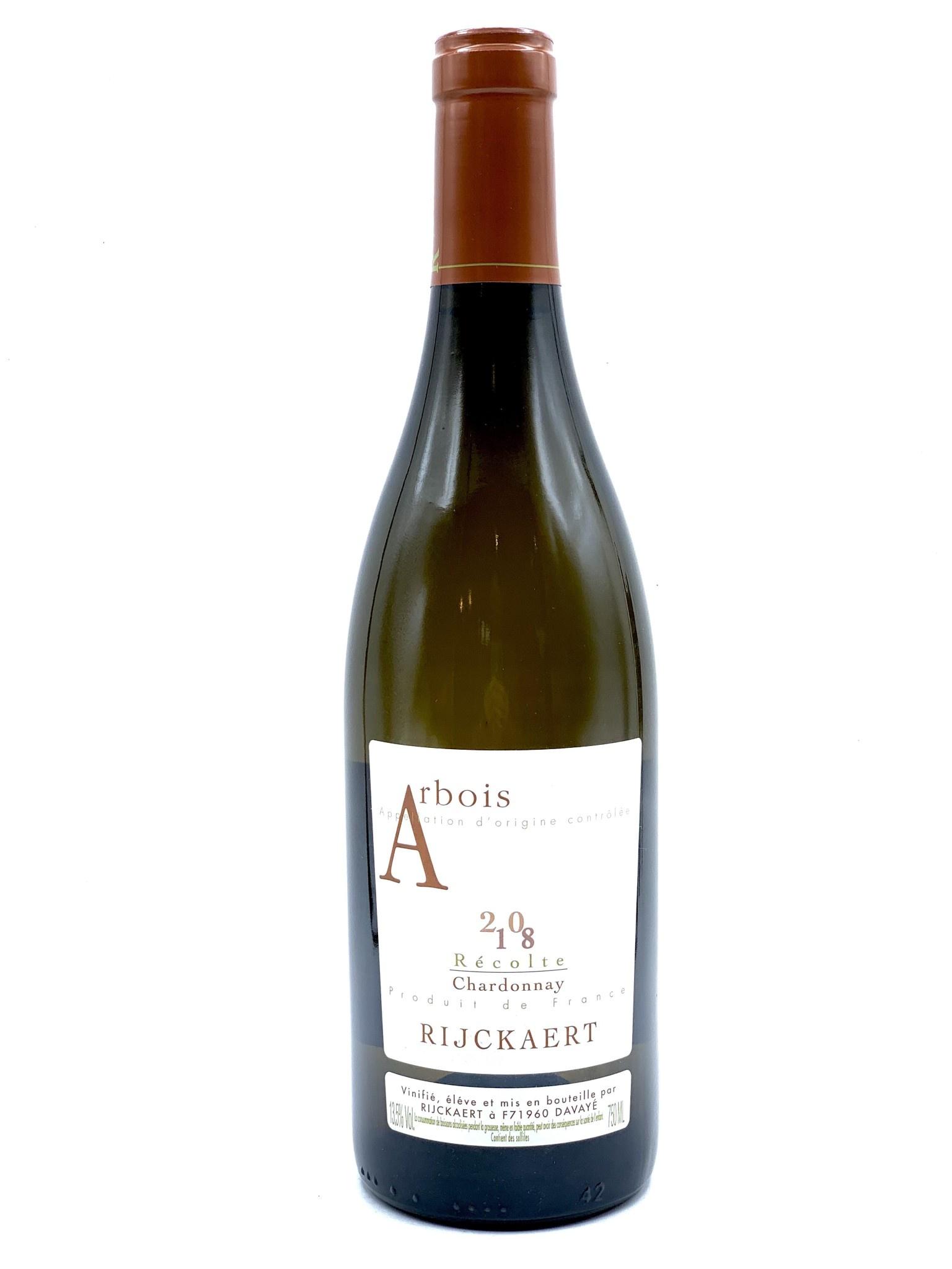 Arbois Chardonnay 2018 Jean Rijckaert  750ml