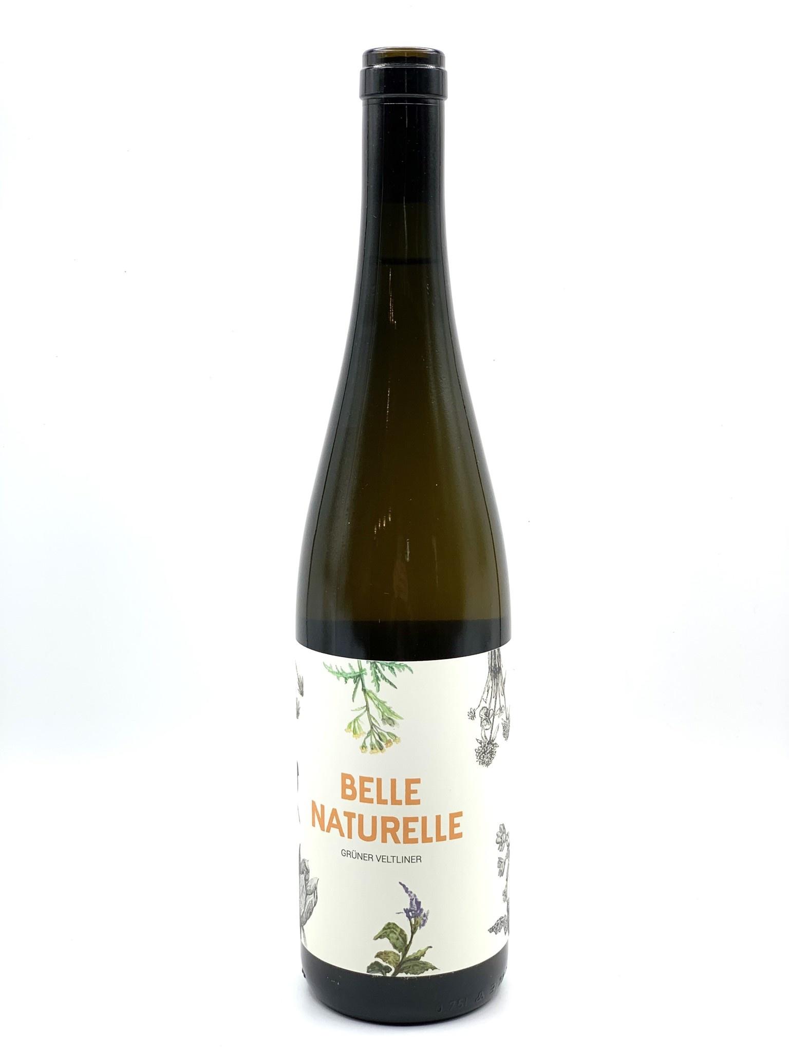 """Gruner Veltliner Kamptal 2019 Jurtschitsch """"Belle Naturelle""""  750ml"""