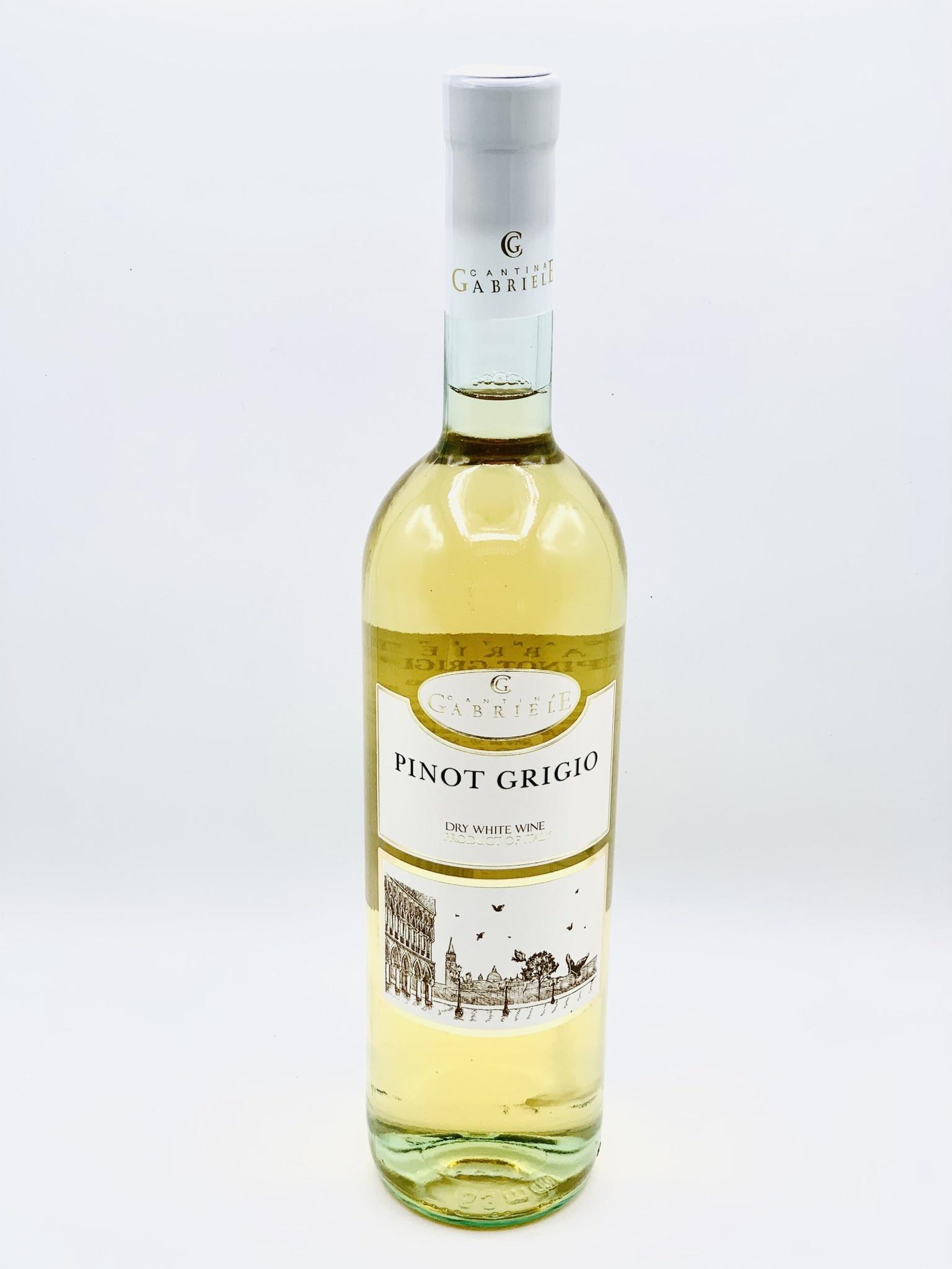 Lazio Pinot Grigio 2018 Cantina Gabriele (Kosher) 750ml