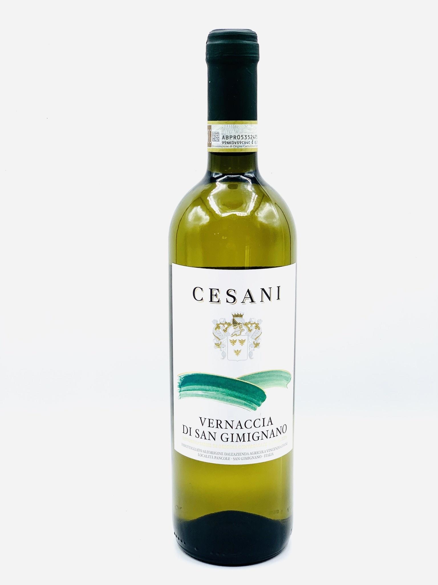 Vernaccia di San Gimignano 2019 Cesani Vencenzo 750ml