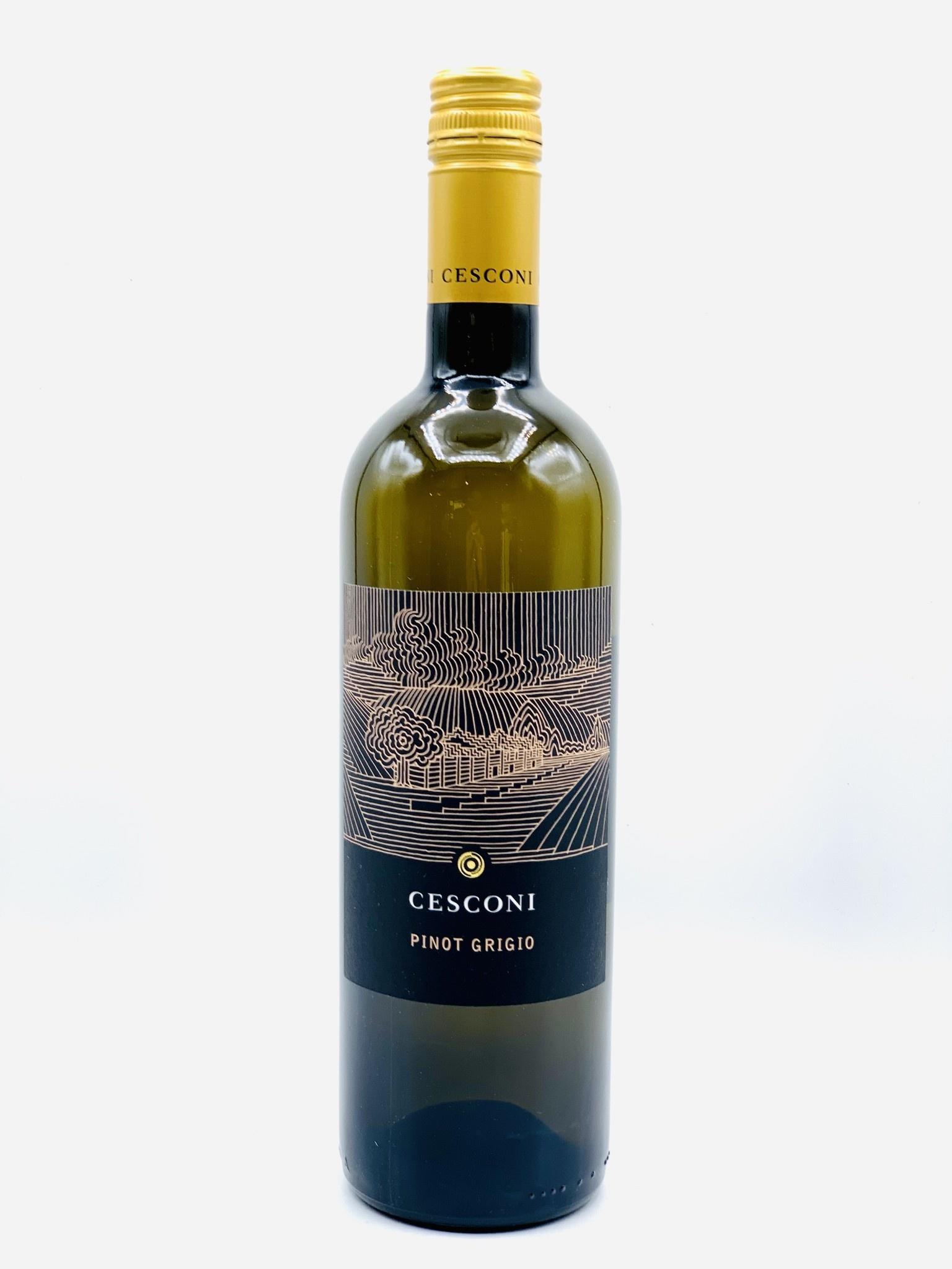 Trentino, Pinot Grigio 2017 Cesconi 750ml