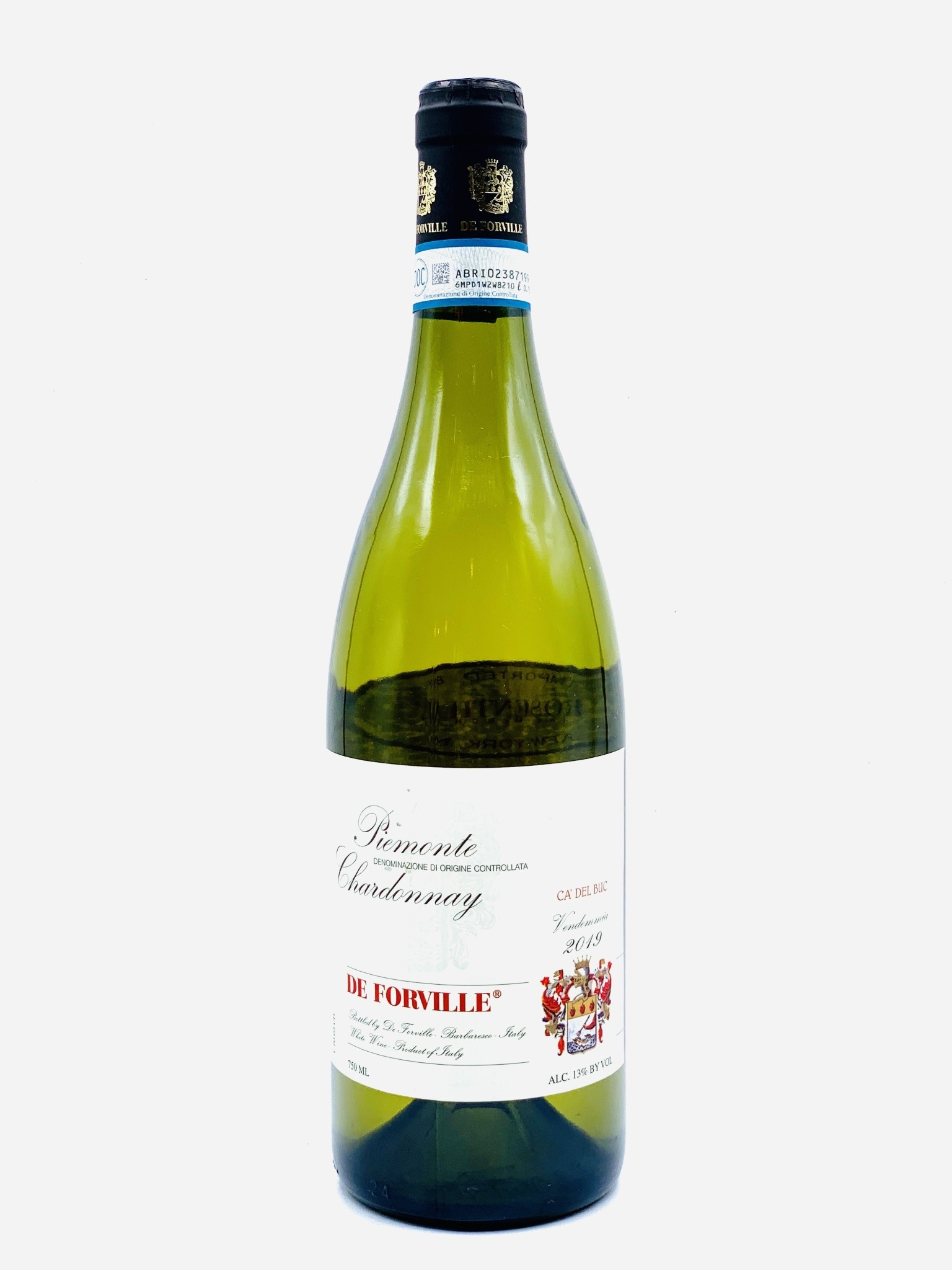 """Piedmonte Chardonnay 2019 De Forville """"Ca' del Buc"""""""
