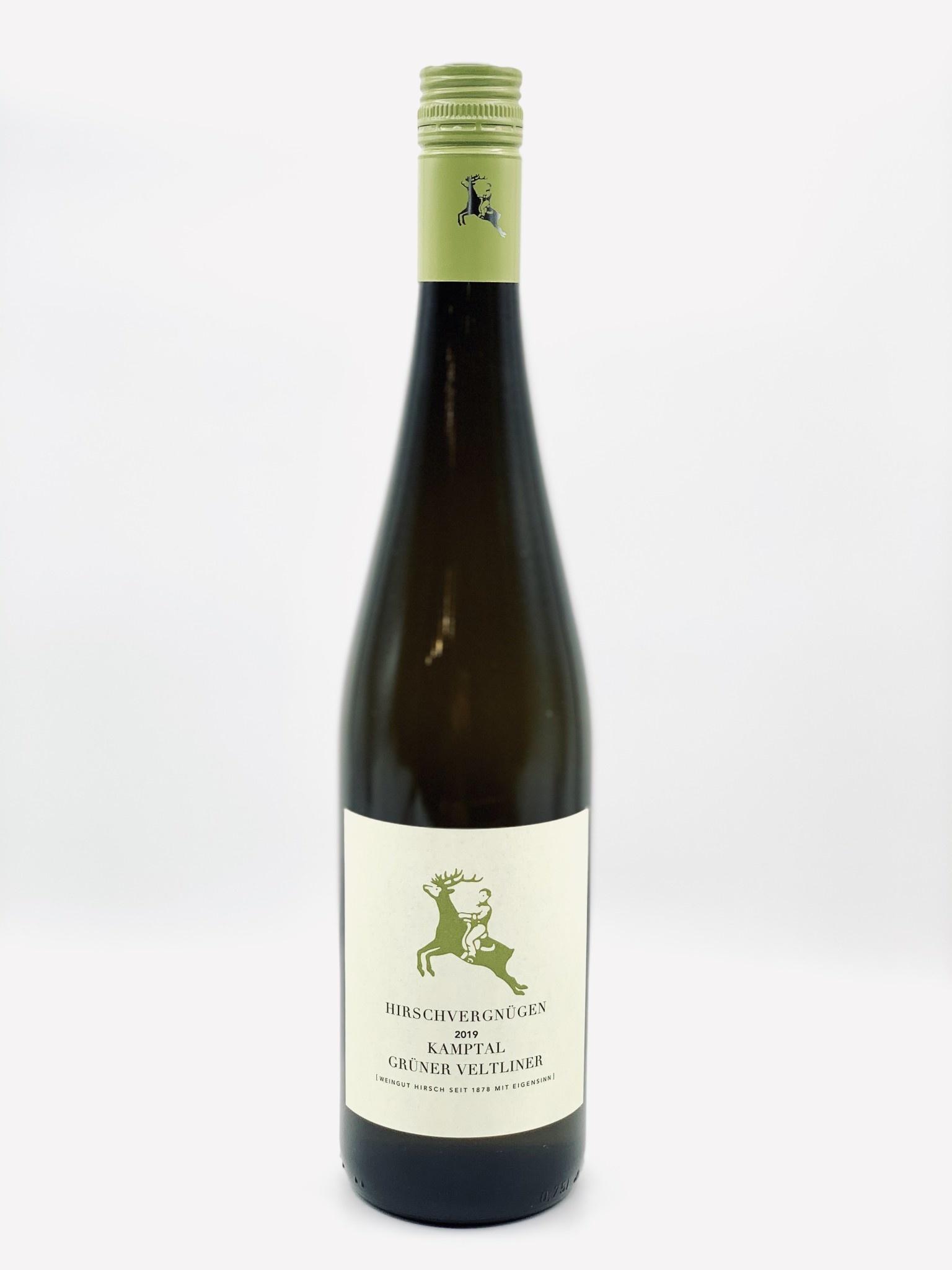 Gruner Veltliner Kamptal 2019 Weingut Hirsch Winery  750ml