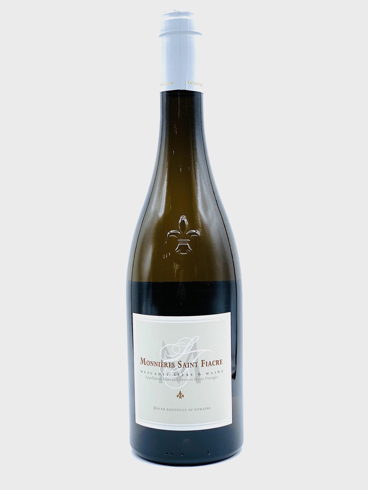 """Muscadet """"Monnieres Saint Fiacre"""" 2015  Chateau La Gravelle750ml"""