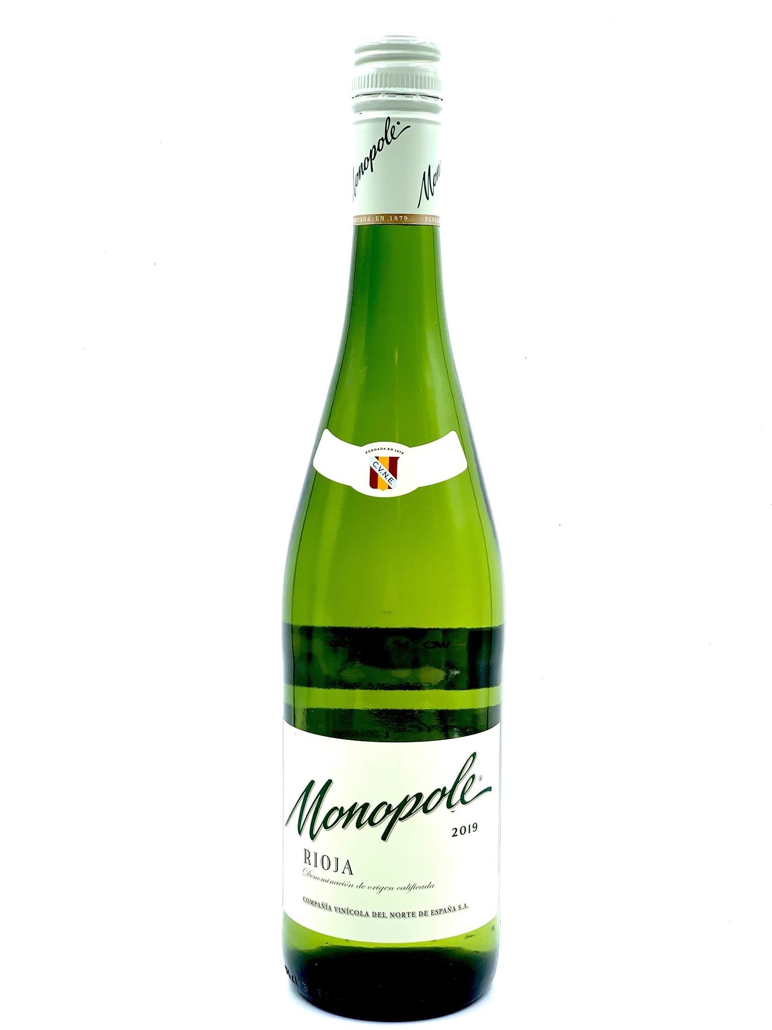 "Rioja Bianco 2019 CUNE ""Monopole"" 750ml"