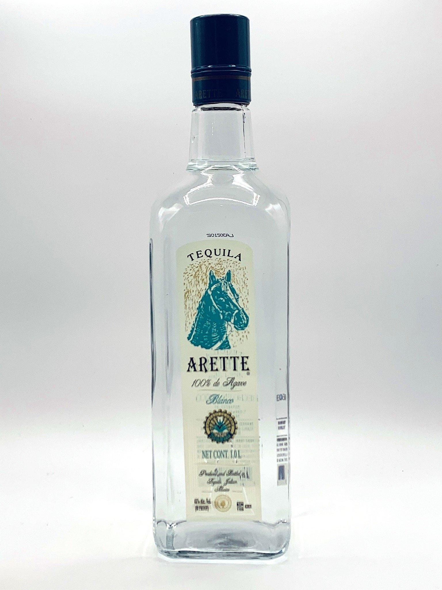 Tequila Arette de Jalisco Blanco 1.0 Liter (80 Proof)