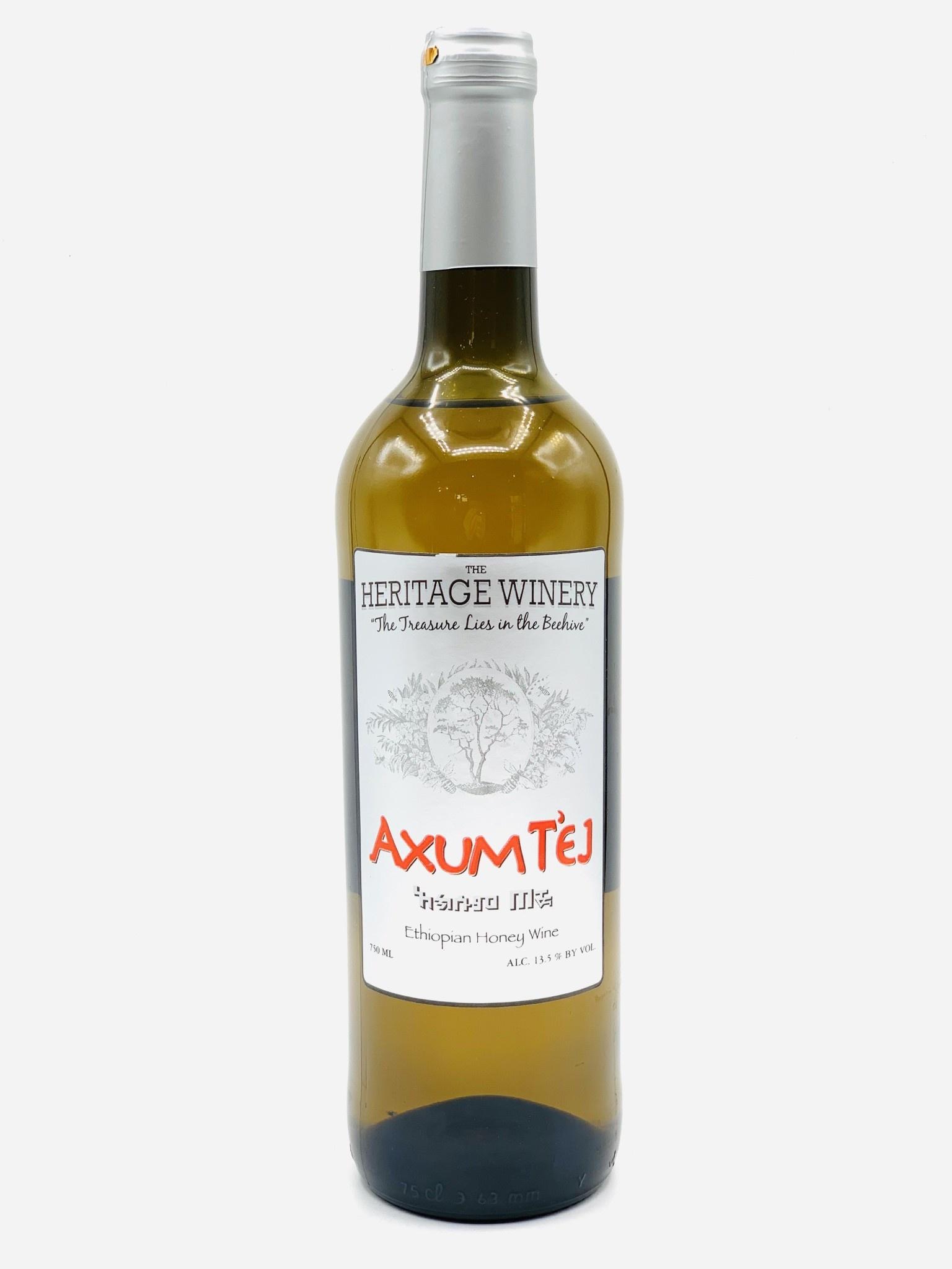 Ethiopian Honey Mead Wine NV Axum Tej