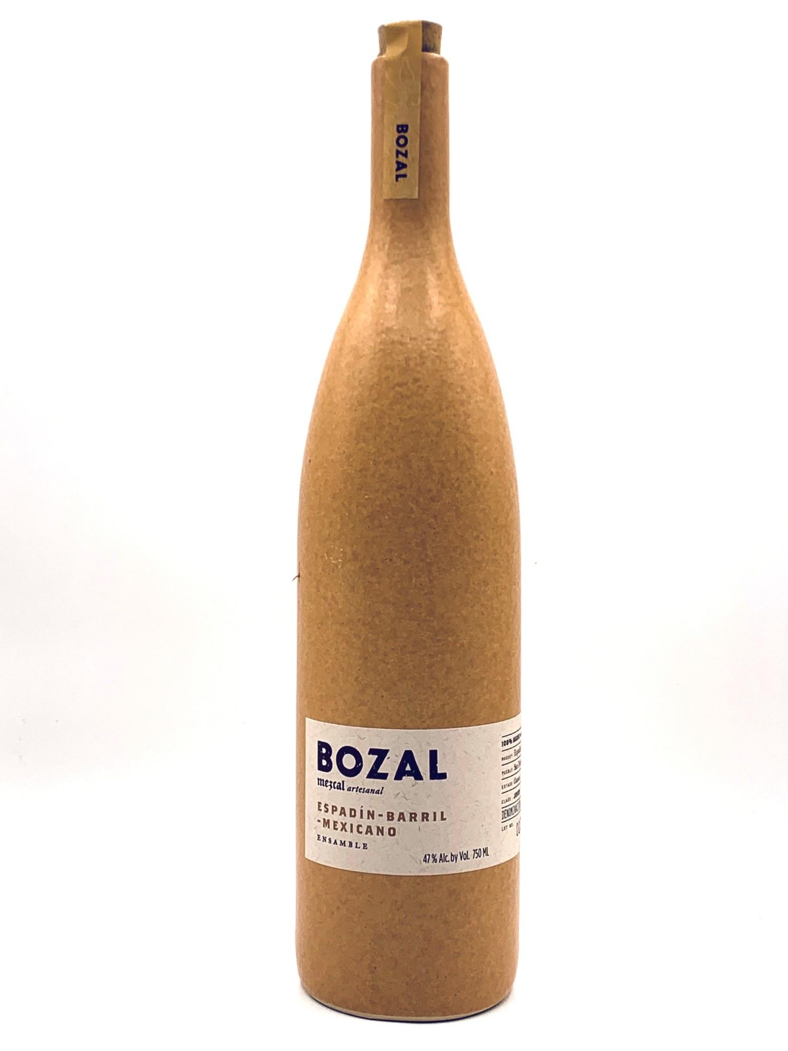 "Bozal Artisanal Mezcal ""Ensamble"" (94 proof)  750ml"