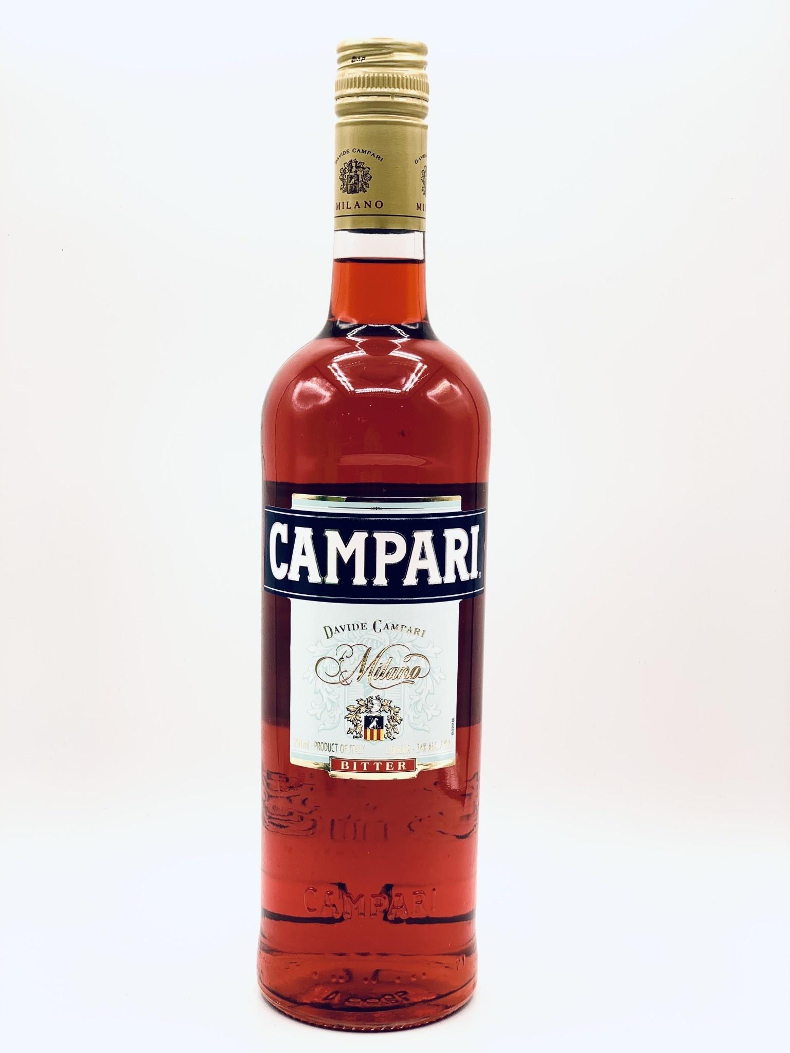 Davide Campari Milano Bitters 750ml (48 proof)