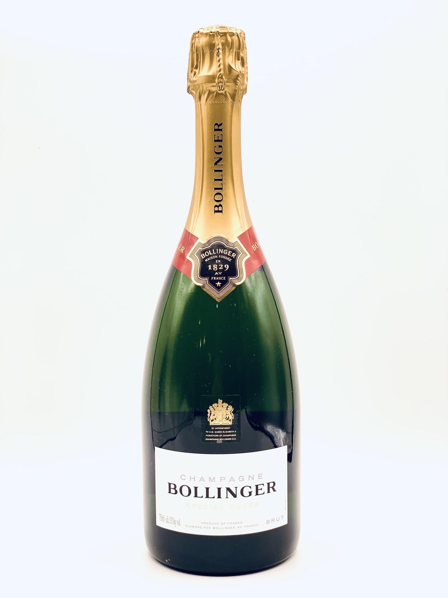 "Champagne Brut NV Bollinger ""Special Cuvee"" 750ml"