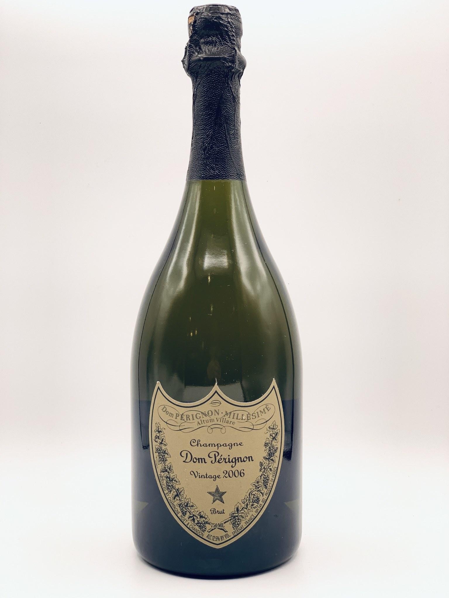 Champagne Brut Grand Cru 2006 Moet & Chandon Dom Perignon