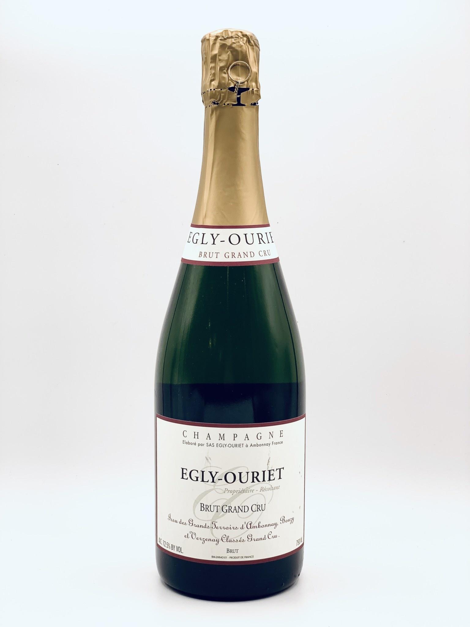 Champagne Brut Grand Cru NV Egly-Ouriet  750ml