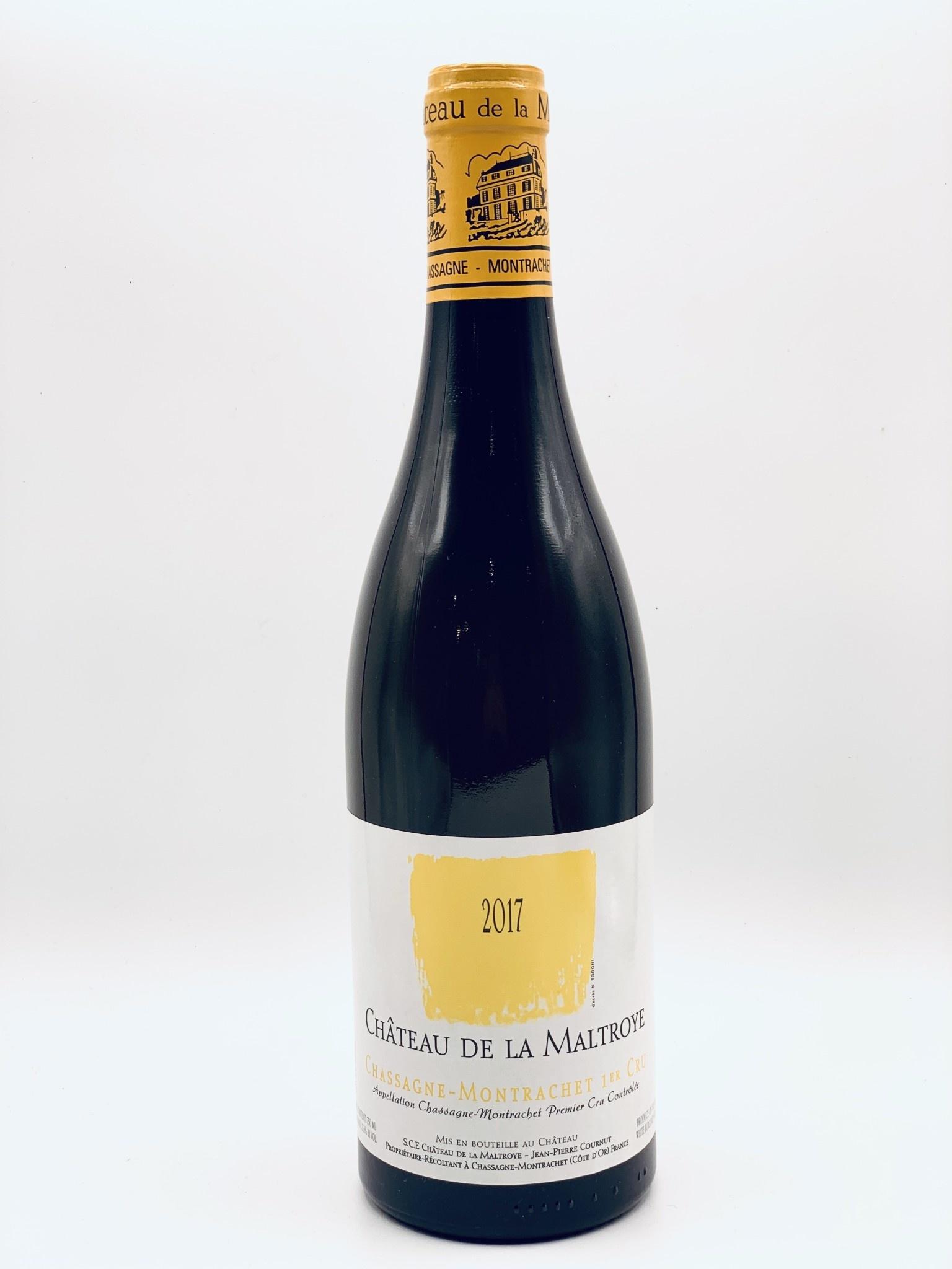 Chassagne Montrachet Blanc 2017 Chateau De La Maltroye  750ml