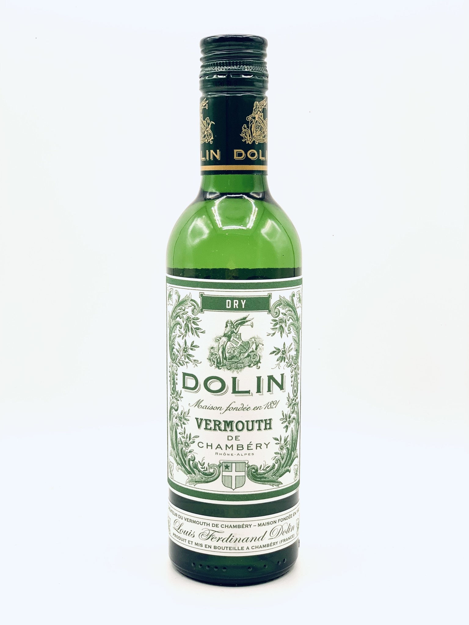 Dolin Vermouth de Chambery A.O.C. Dry 375ml (35 Proof)