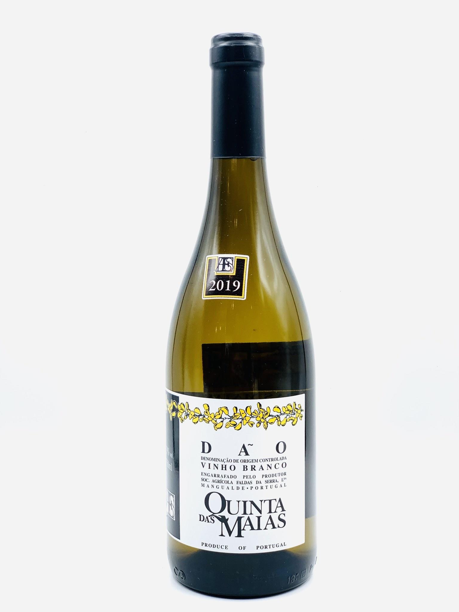DAO Vinho Branco 2019 Quinta das Maias  750ml