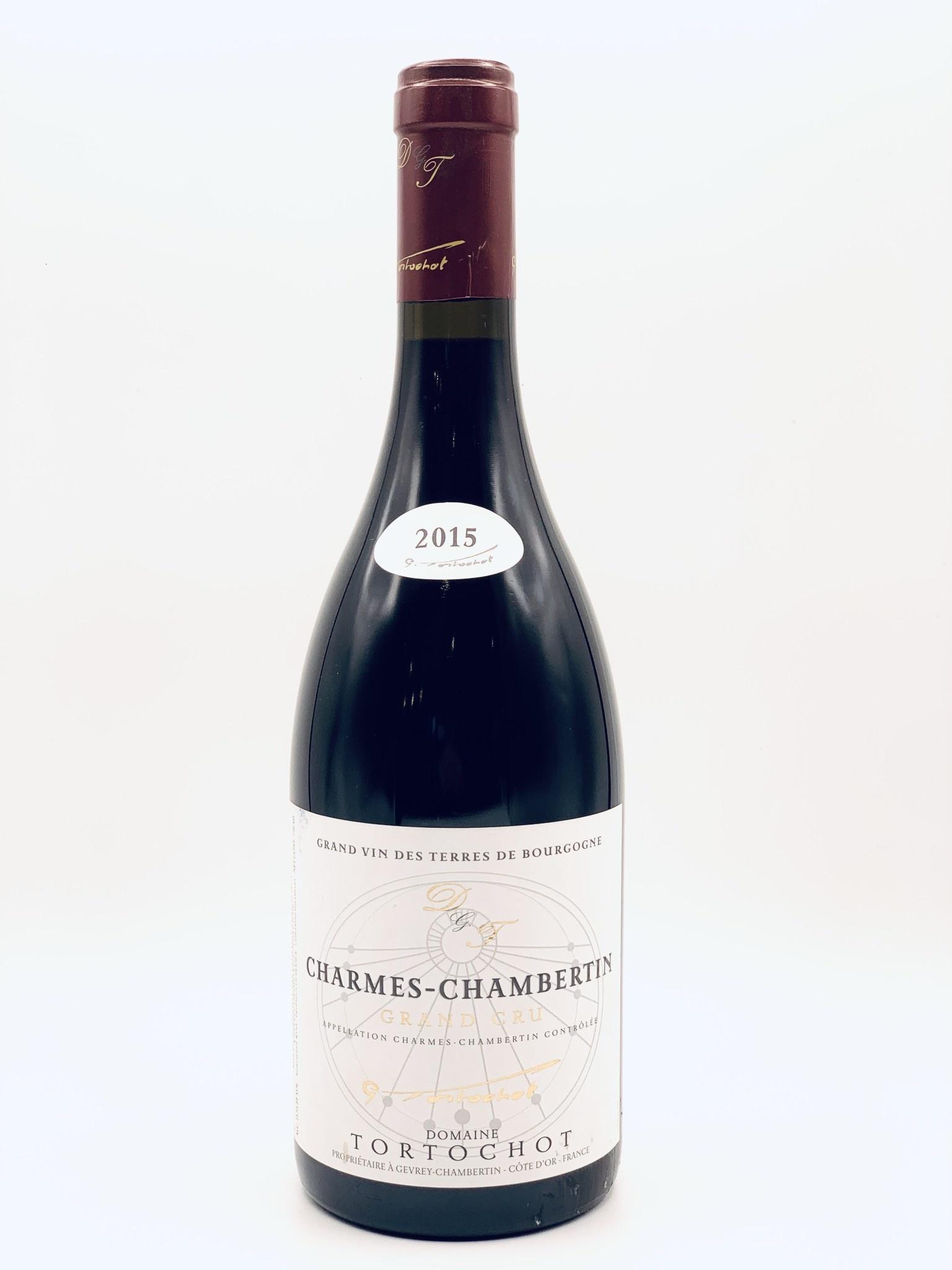 Charmes-Chambertin Grand Cru 2015 Domaine Tortochot