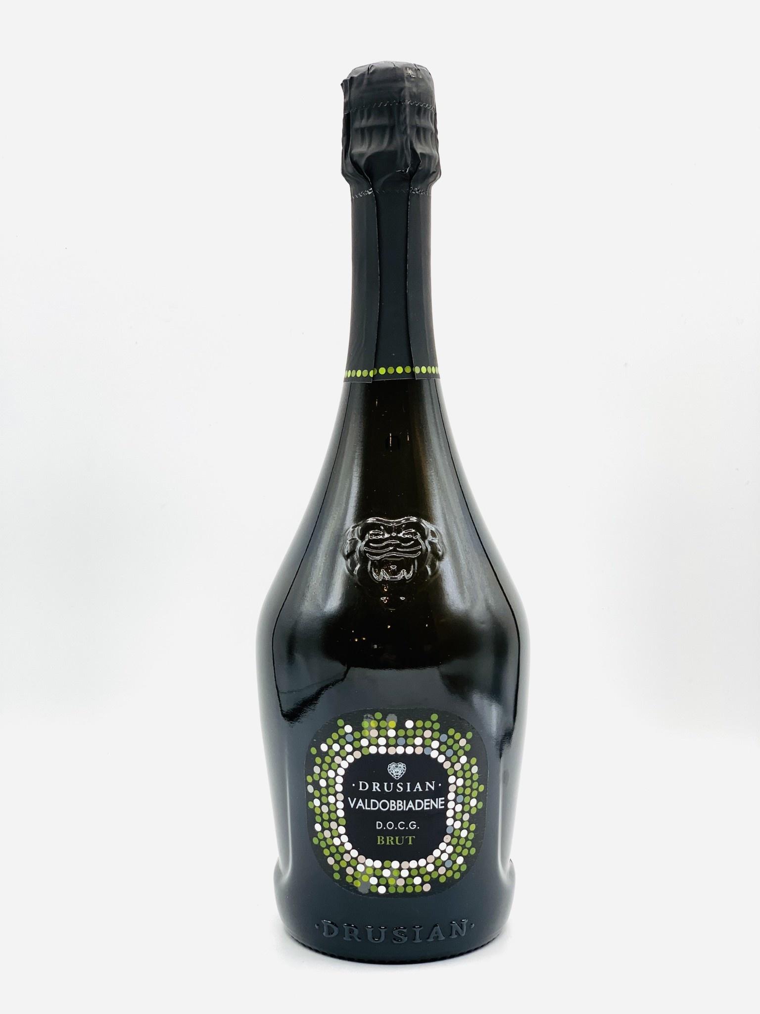 Valdobbiadene Prosecco Brut NV Drusian 750ml
