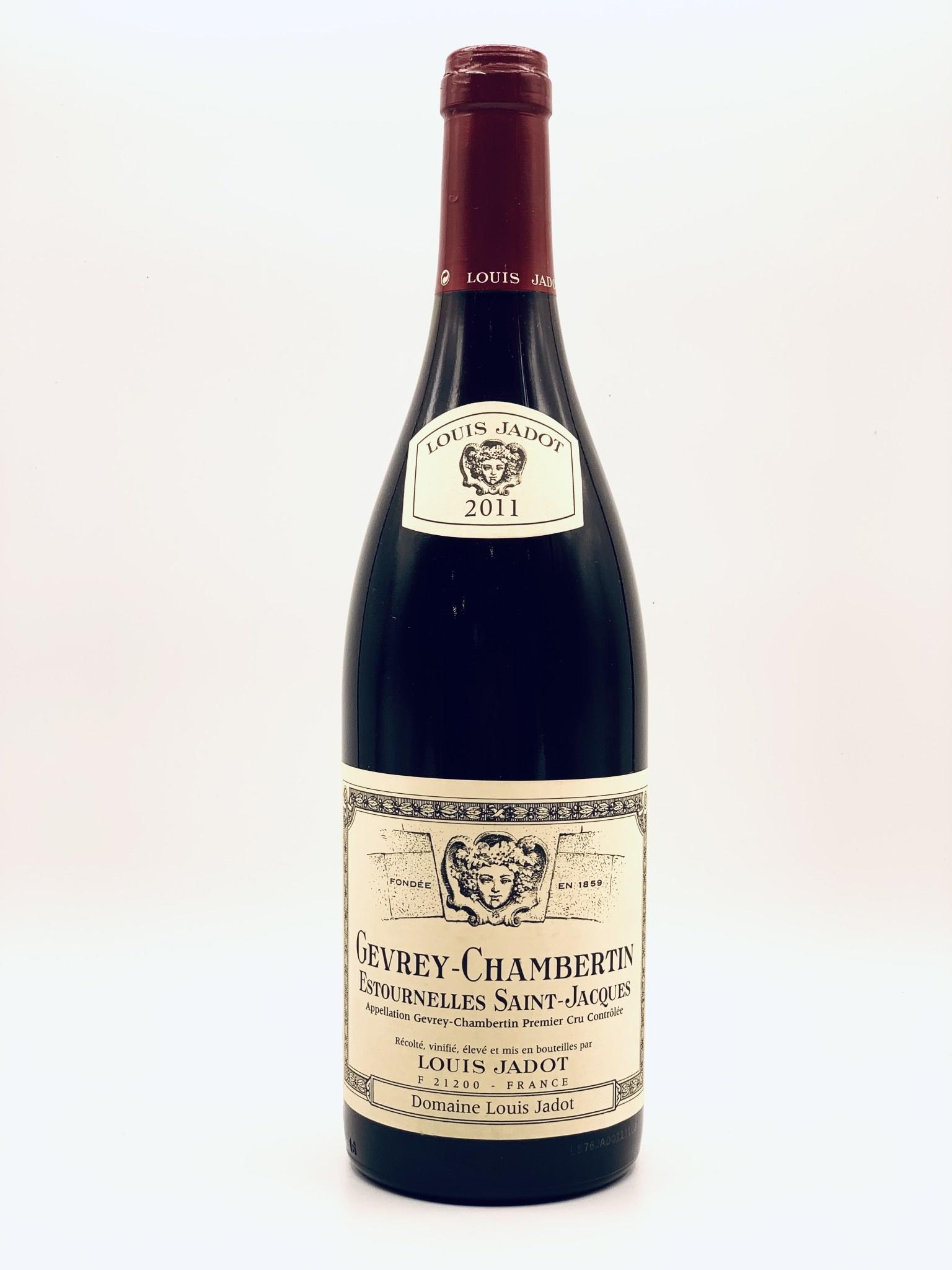 "Gevrey Chambertin ""Estournelles St. Jacques"" 2011 Domaine Louis Jadot 1er Cru 750ml"