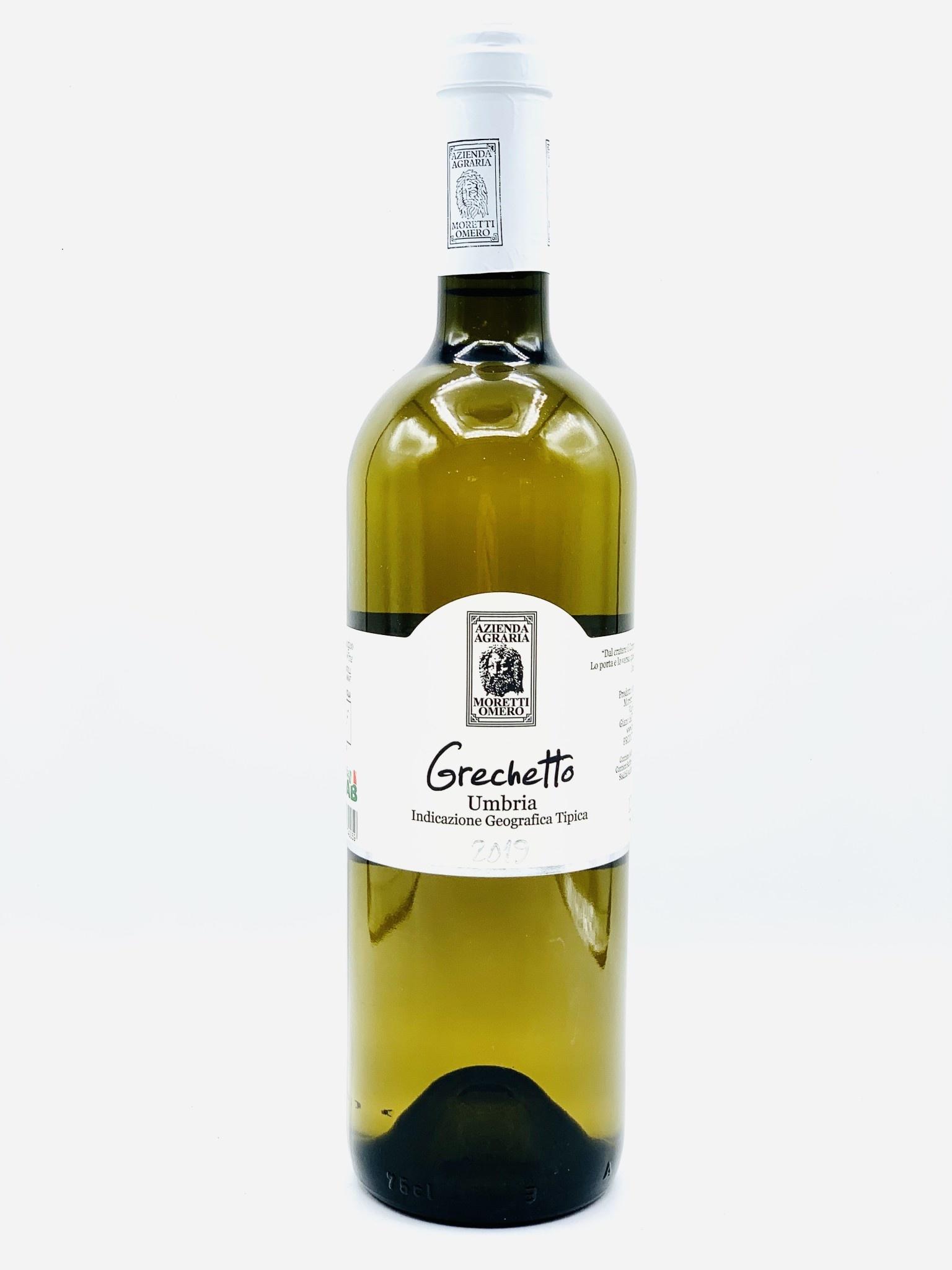 Umbria Grechetto 2019 Moretti Omero  750ml