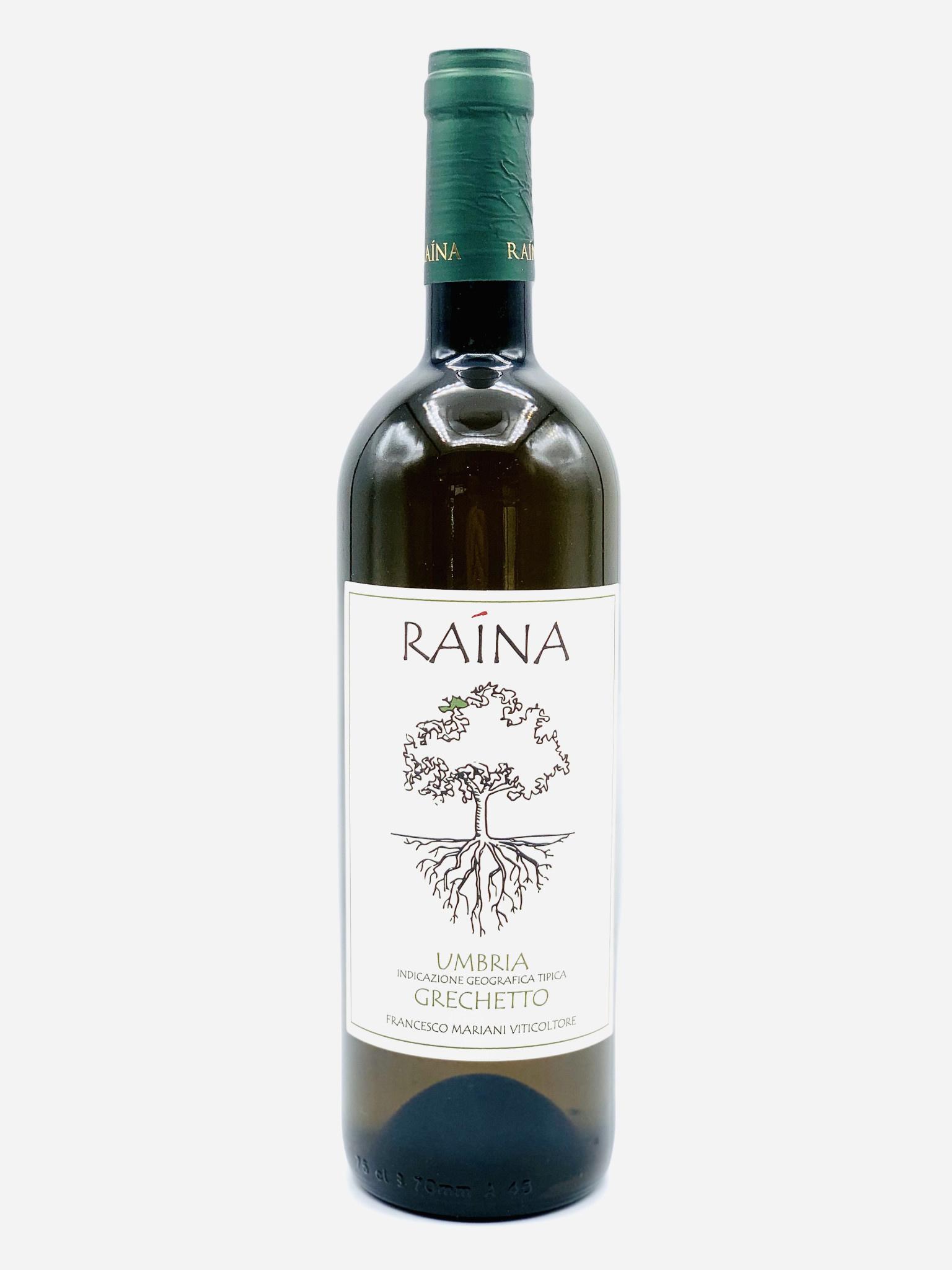 Umbria Grechetto 2019 Raina 750ml