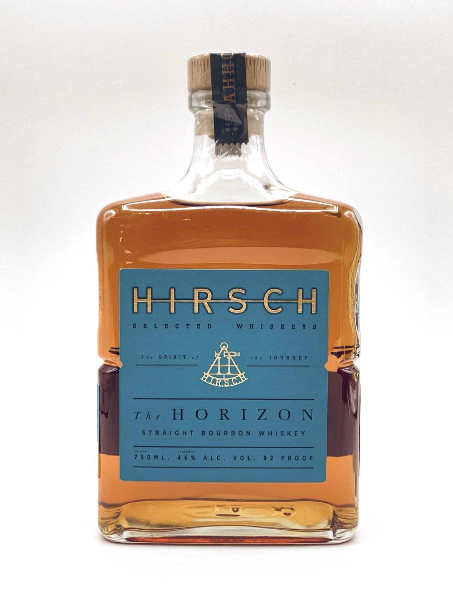 """A.H. Hirsch """"Horizon"""" Straight Bourbon 750ml (92 proof)"""