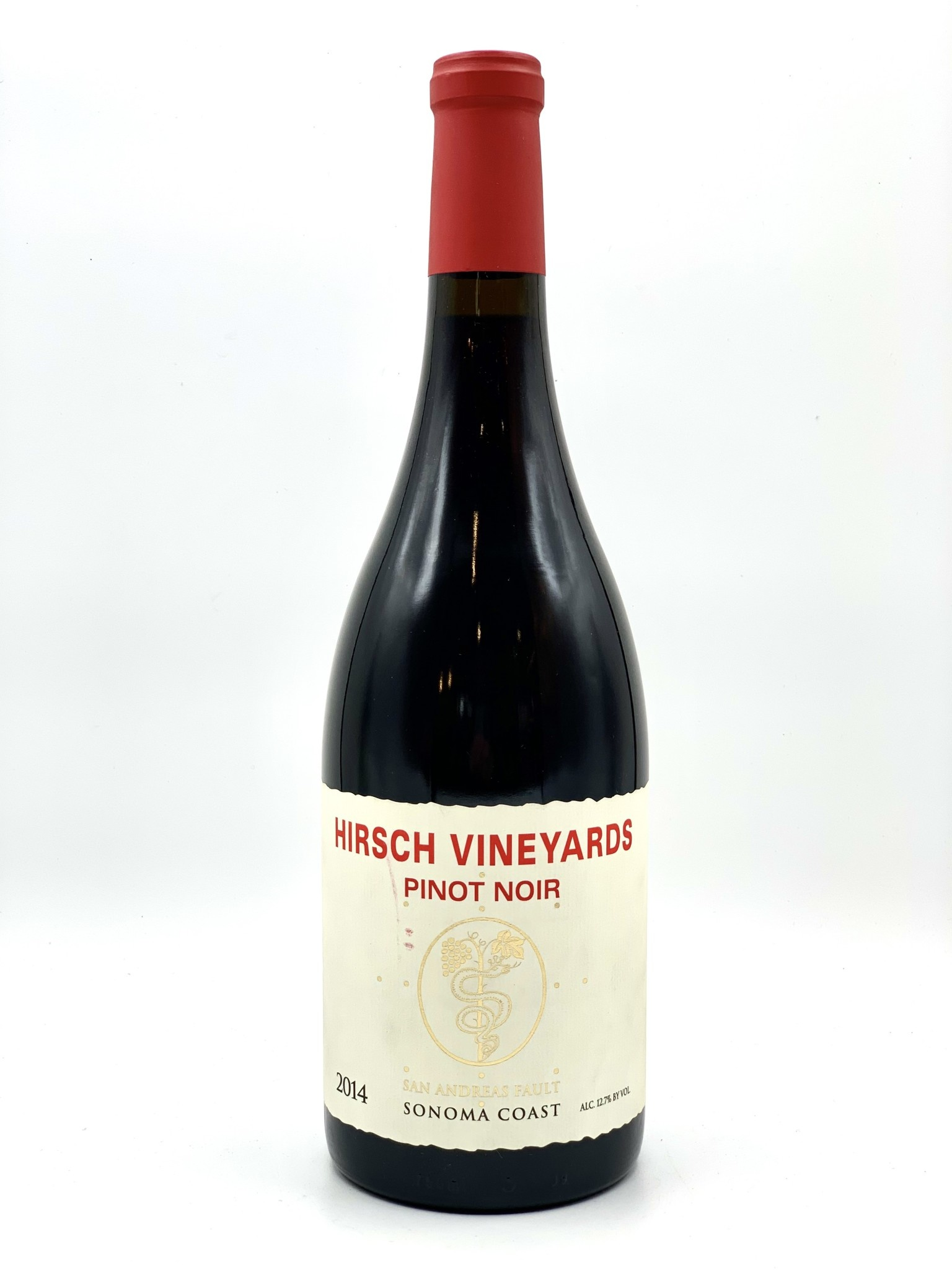 Sonoma Coast San Andreas Fault Pinot Noir 2016 Hirsch Vineyards 750ml