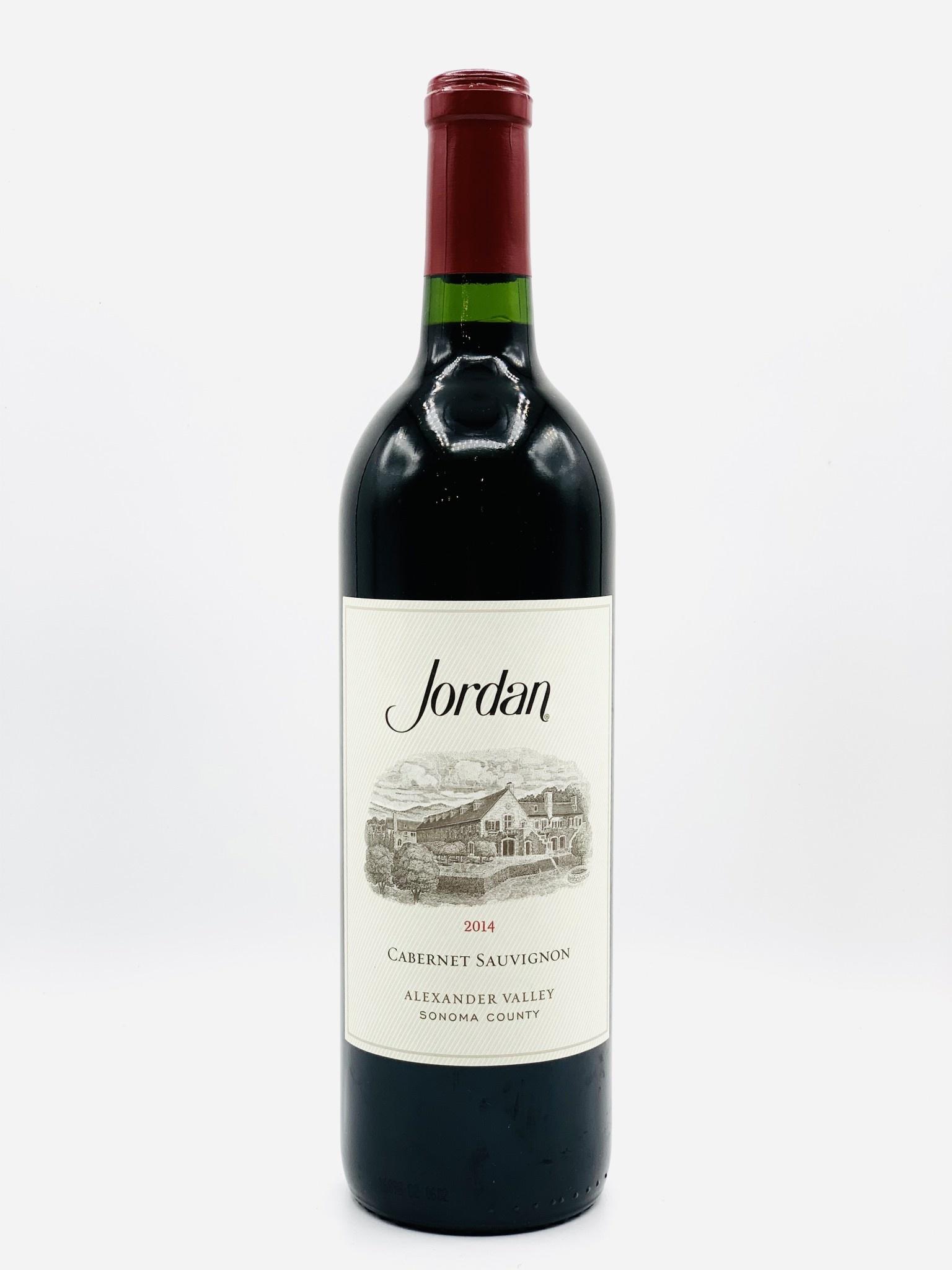 Alexander Valley Cabernet Sauvignon 2014 Jordan Winery  750ml