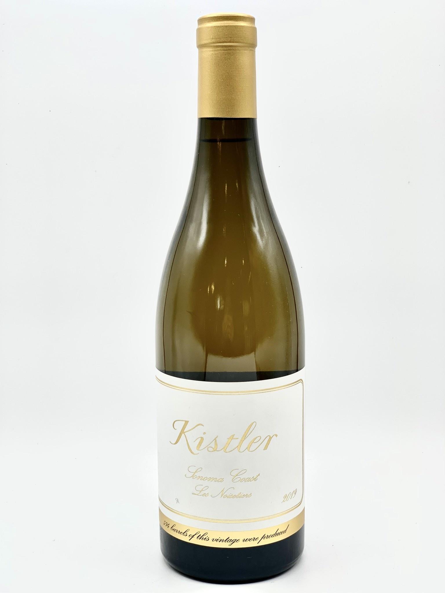 Sonoma Coast Chardonnay 2019 Kistler 'Les Noisetiers' 750ml