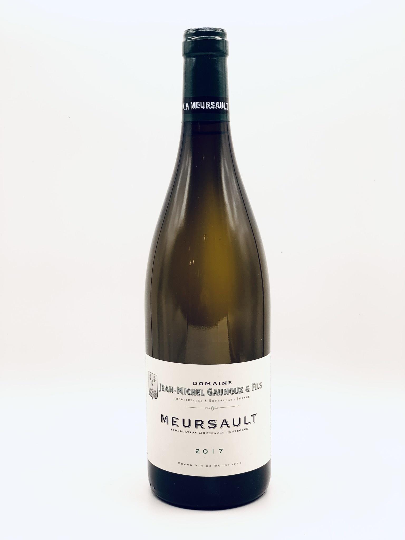 Meursault 2017 Jean-Michel Gaunoux 750ml