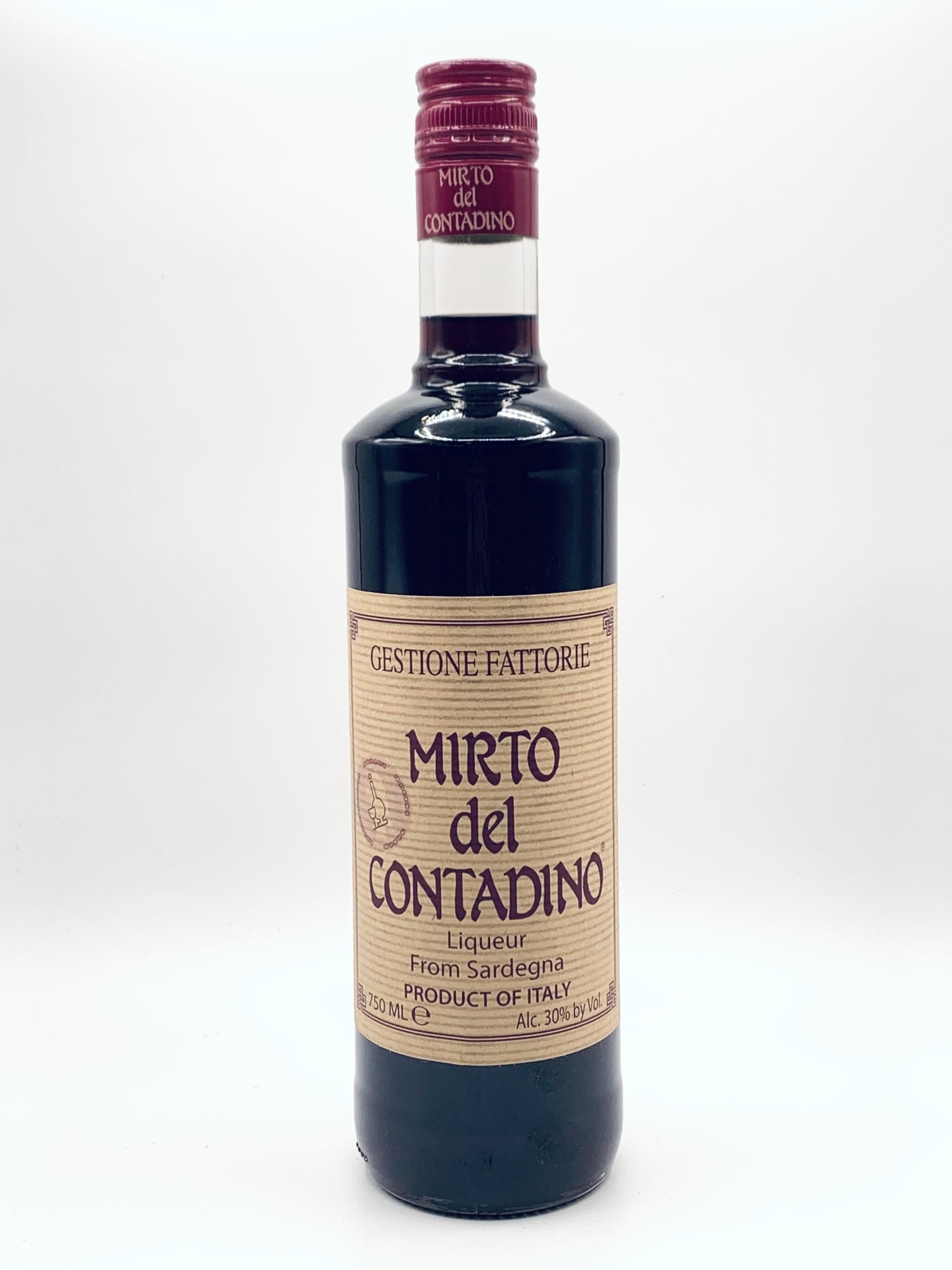 Gestione Fattorie - Mirto del Contadino Liqueur di Sardegna 750ml (60 Proof)
