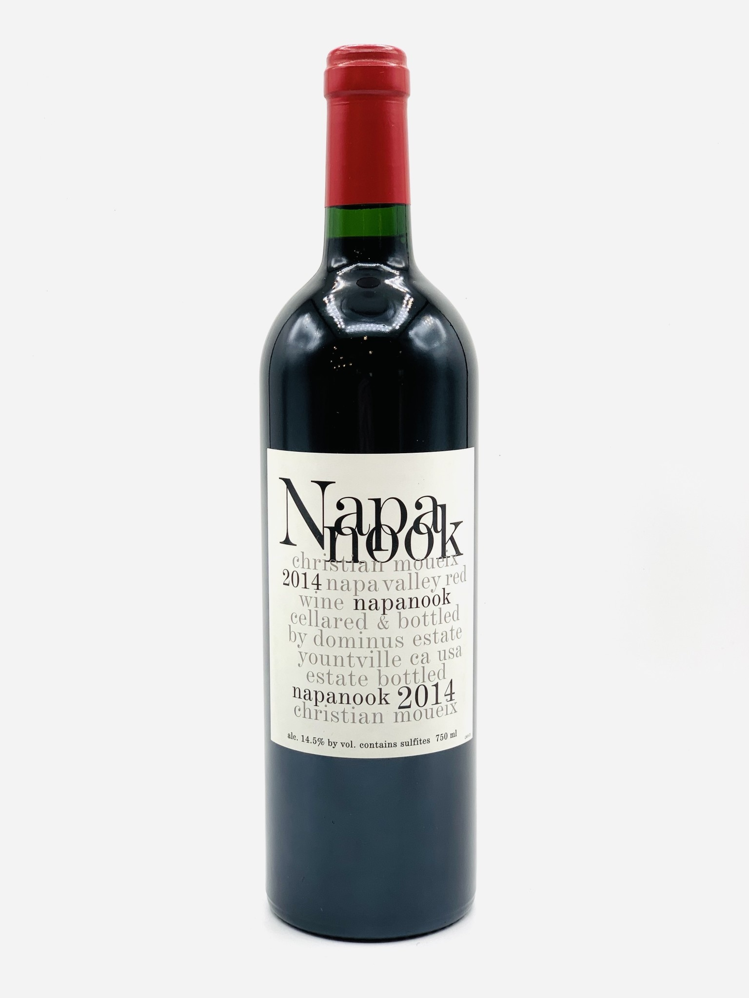Napa Valley Red 2015 Napanook by Dominus 750ml