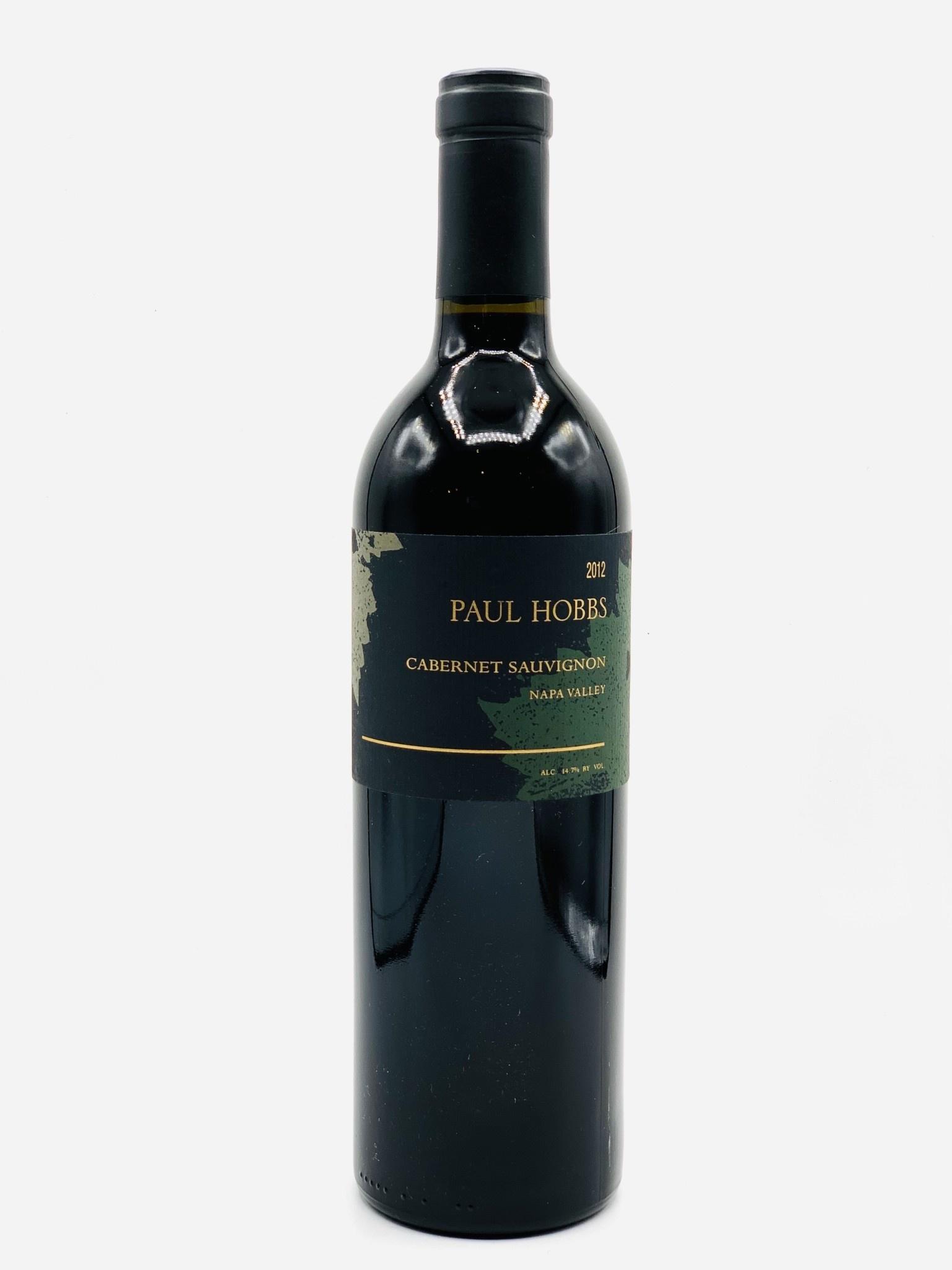 Napa Valley Cabernet Sauvignon 2015 Paul Hobbs  750ml