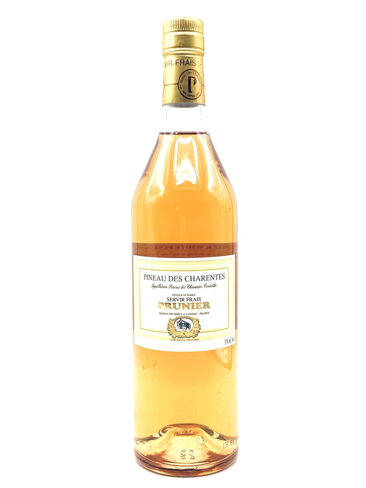 Prunier Pineau Des Charentes  750ml (34 proof)