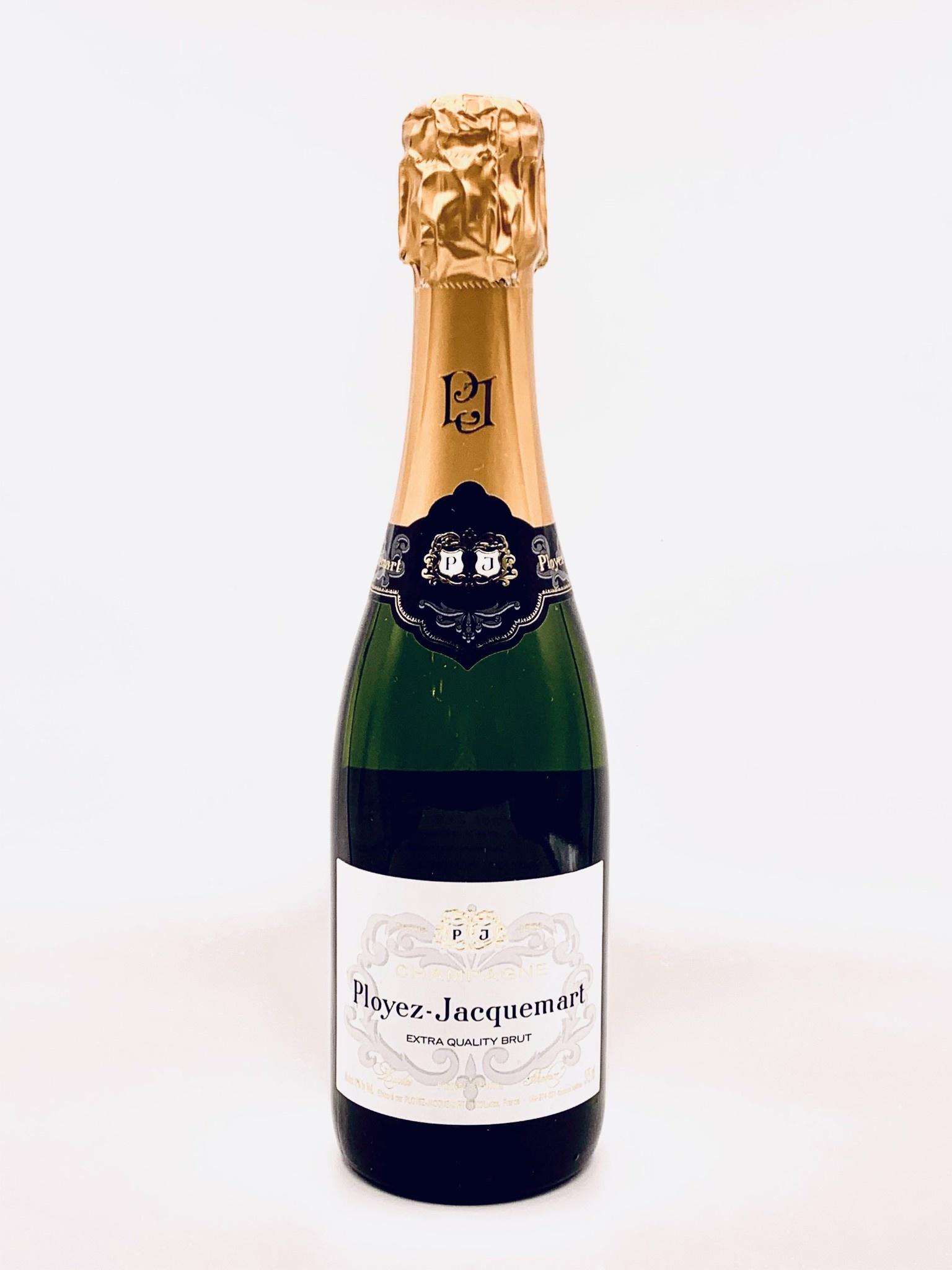 Champagne Extra Brut NV Ployez Jacquemart 375ml