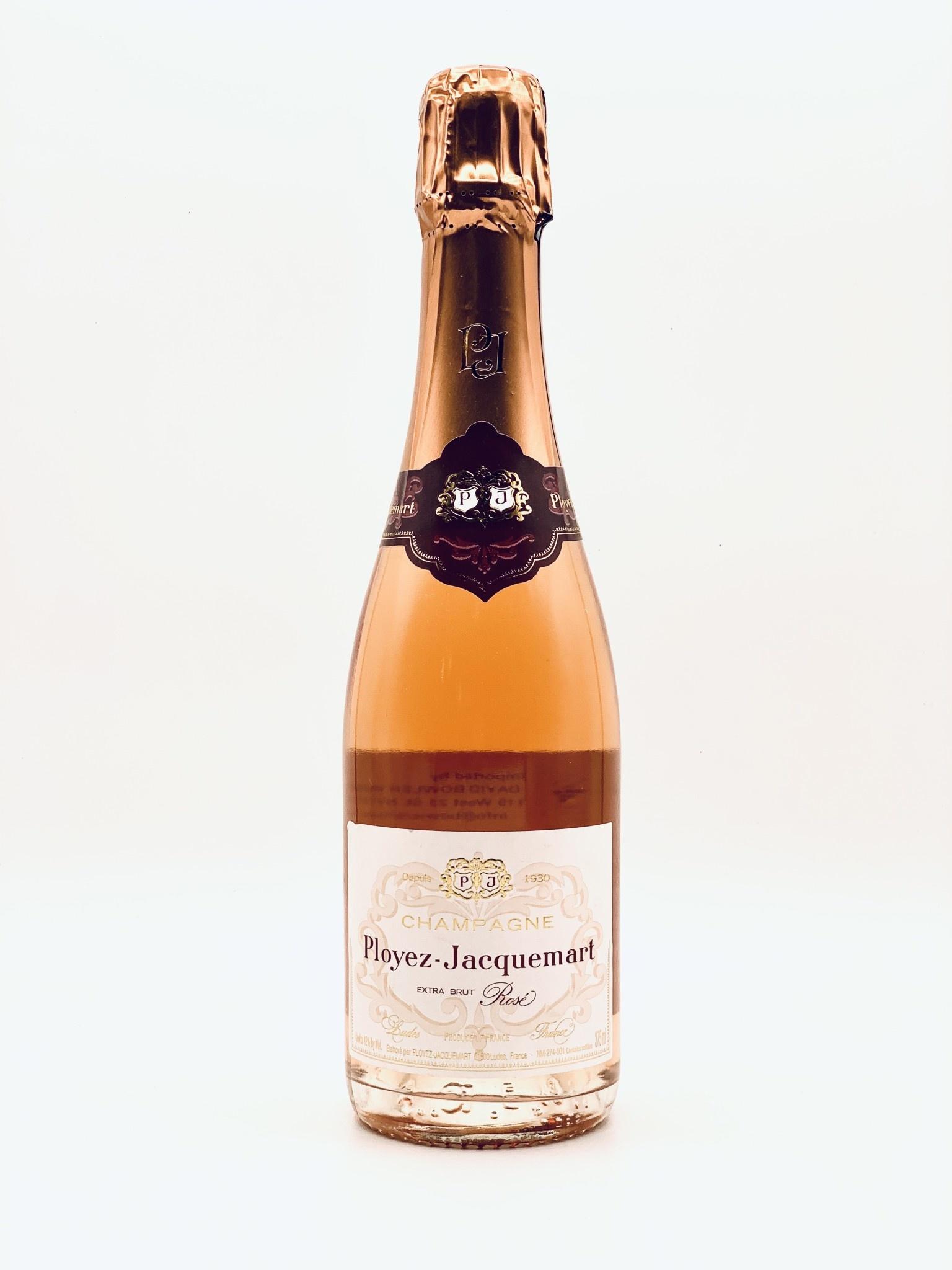 Champagne Extra Brut Rose NV Ployez Jacquemart  375ml