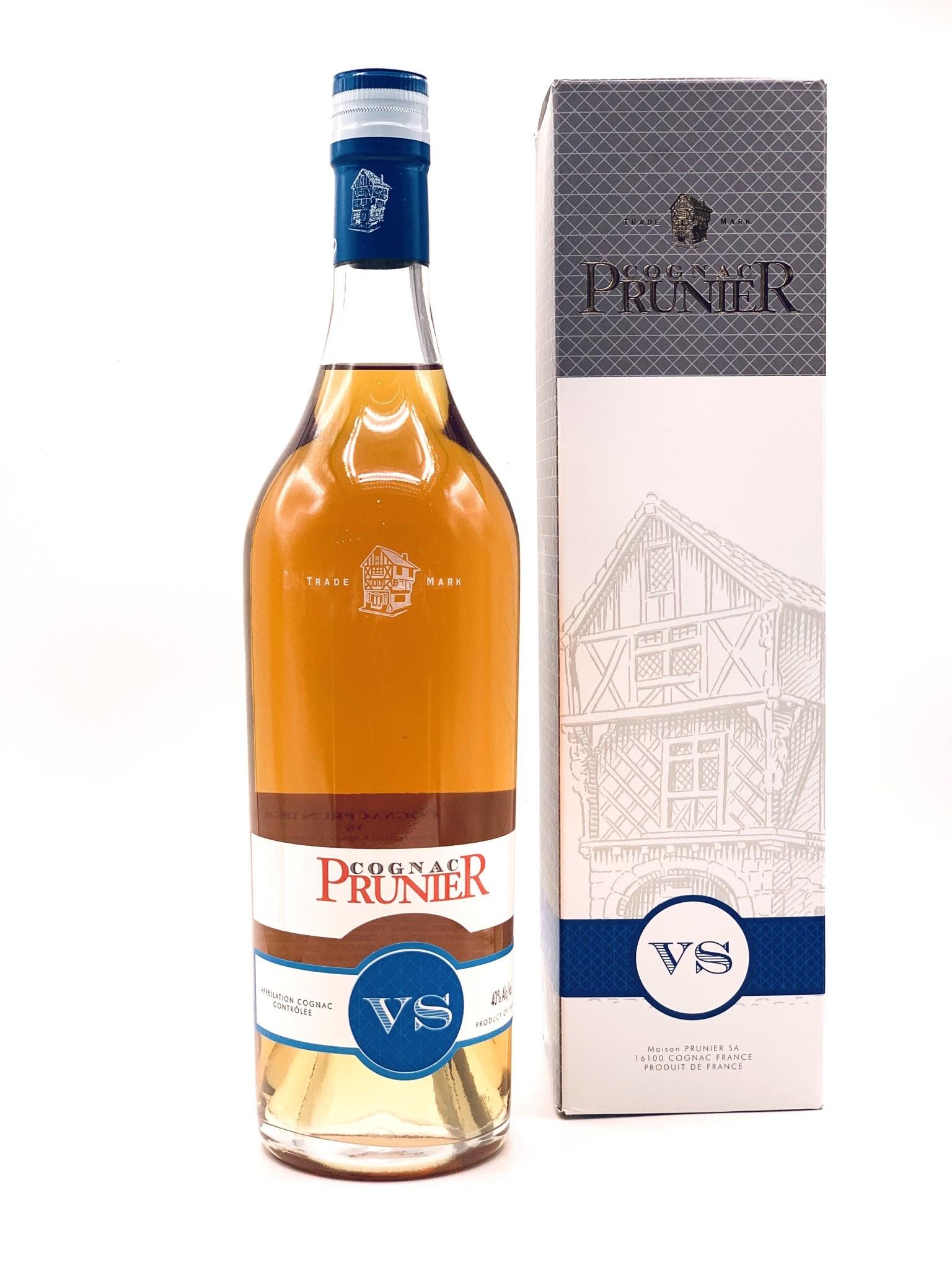 Cognac Prunier La Vieille Maison VS Cognac  750ml (80 proof)