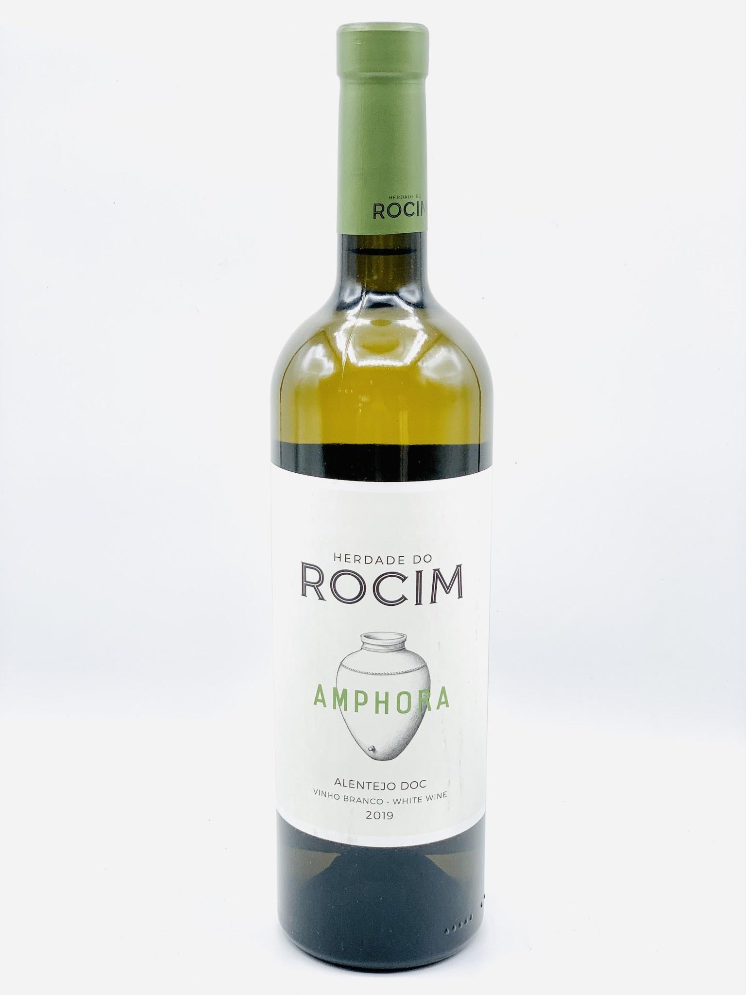 "Alentejo White 2019 Herdade do Rocim ""Amphora"" 750ml"