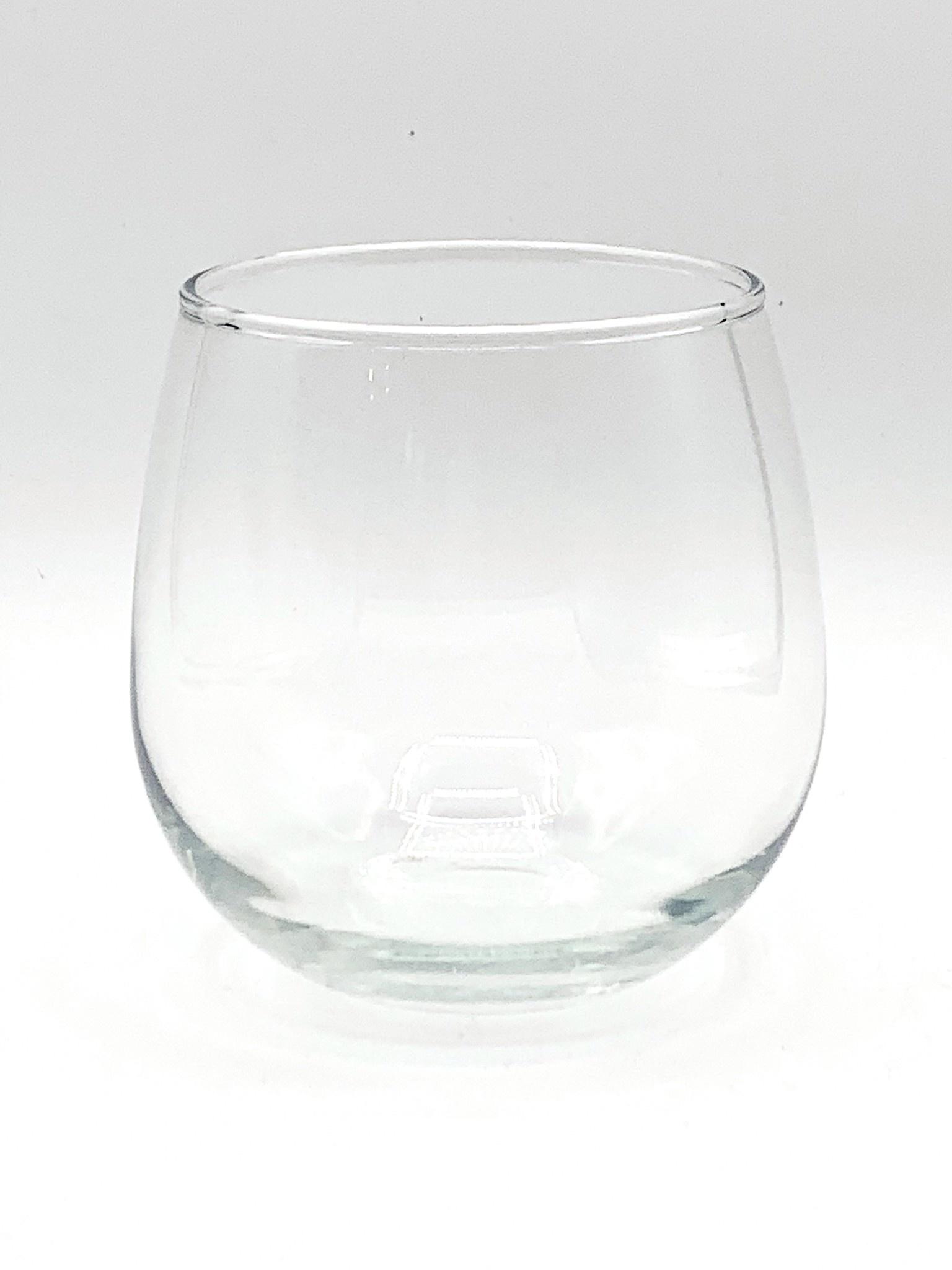 Stemless Red Wine Glass 16.5 oz