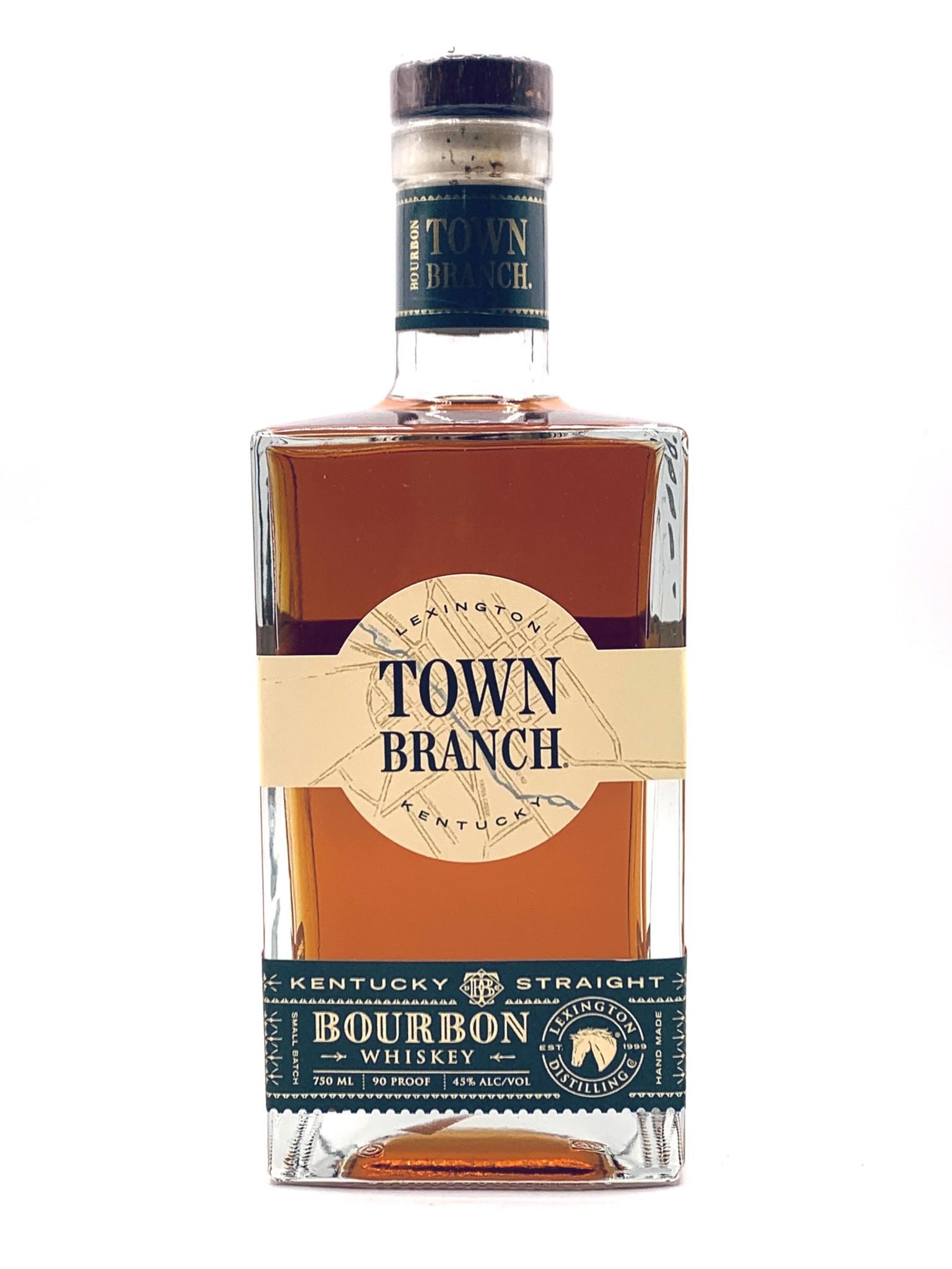Town Branch Kentucky Straight Bourbon Whiskey 750ml (90 Proof)