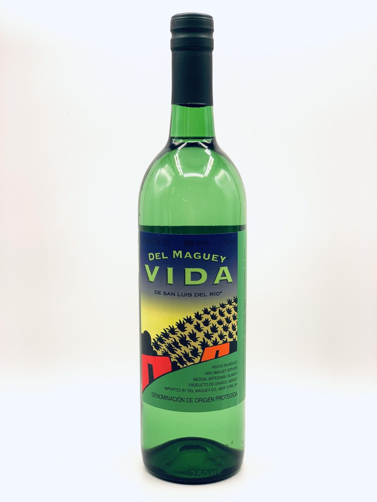 Del Maguey Single Village Mezcal Vida Organic 750ml (84 Proof)