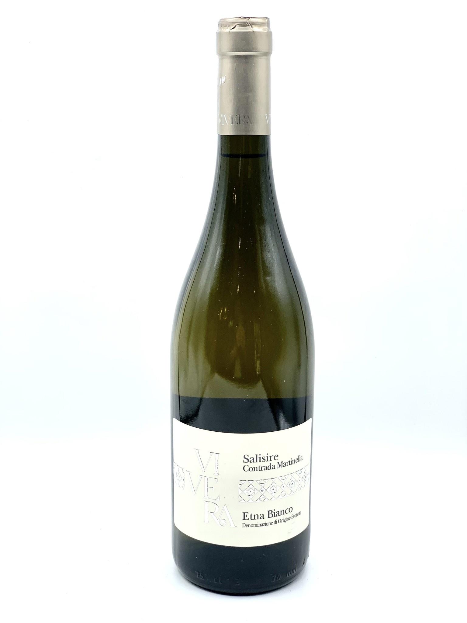 """Etna Bianco 2015 Vivera  """"Salisire"""" 750ml"""