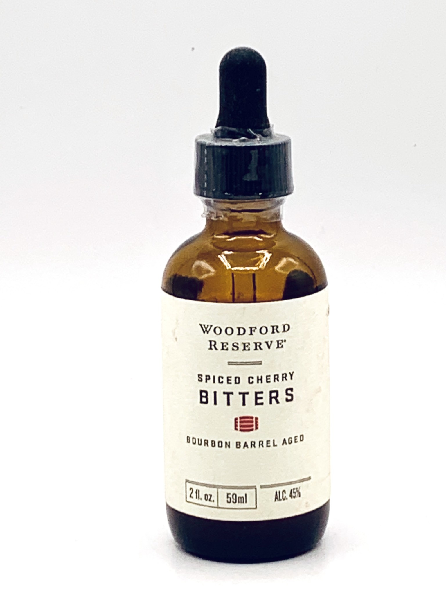 Woodford Reserve Spiced Cherry Bitters 2oz. (45% ABV)