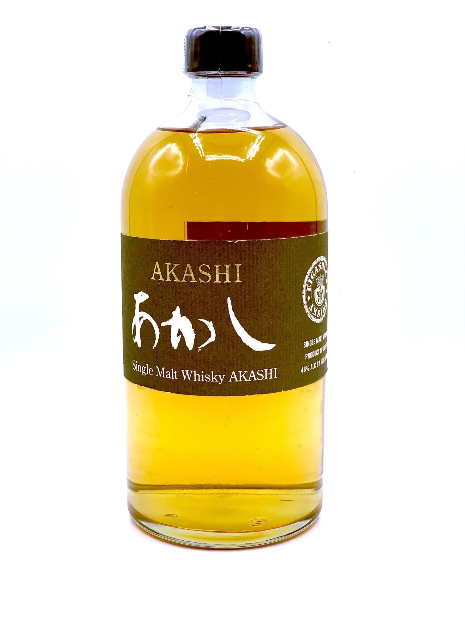 Akashi Shuzo Single Malt Whisky White Oak Distillery  750ml (92 proof)