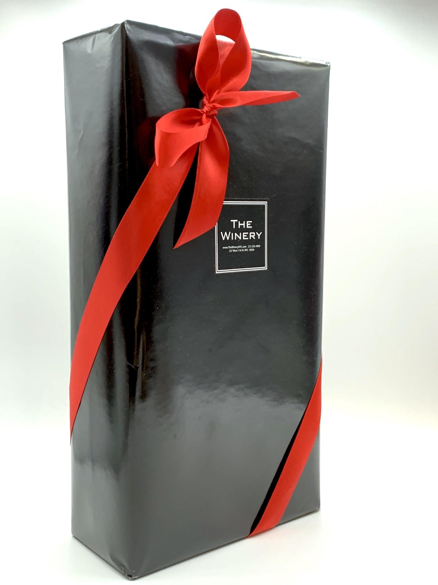 2-Bottle Kraft Premium Gift Box