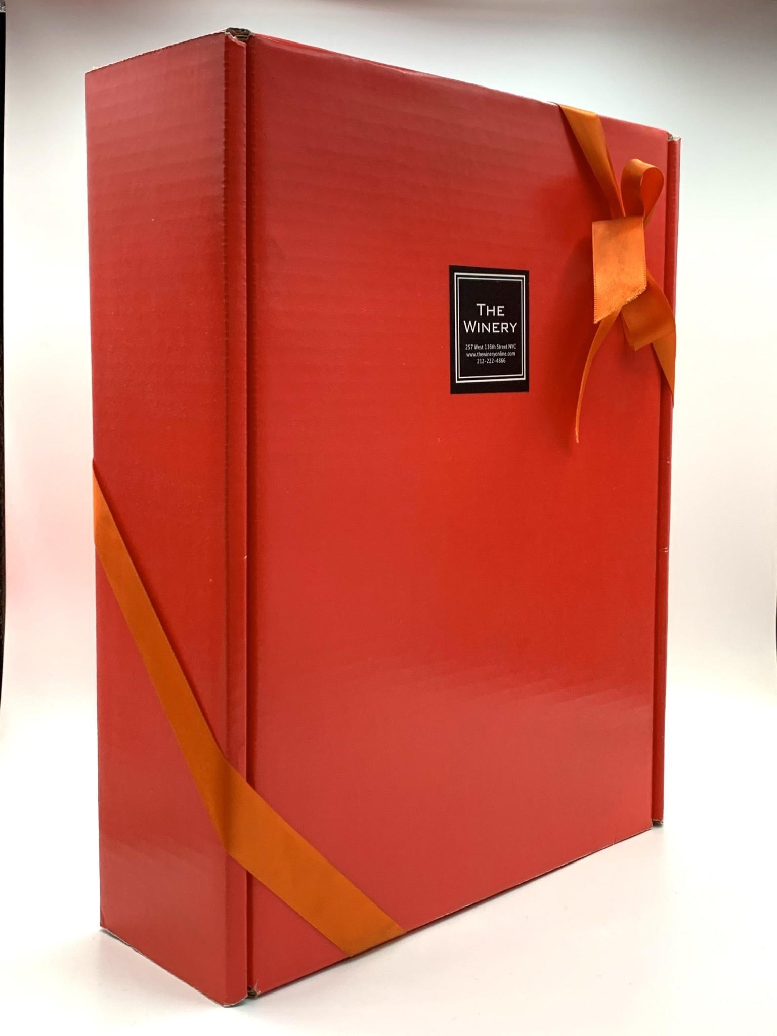 3-Bottle Red Premium Gift Box